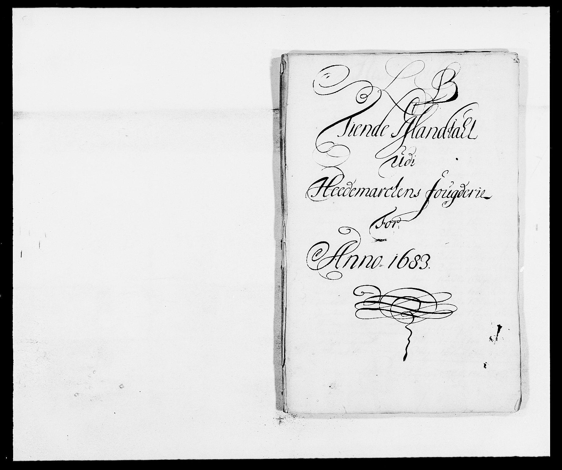 RA, Rentekammeret inntil 1814, Reviderte regnskaper, Fogderegnskap, R16/L1024: Fogderegnskap Hedmark, 1683, s. 113