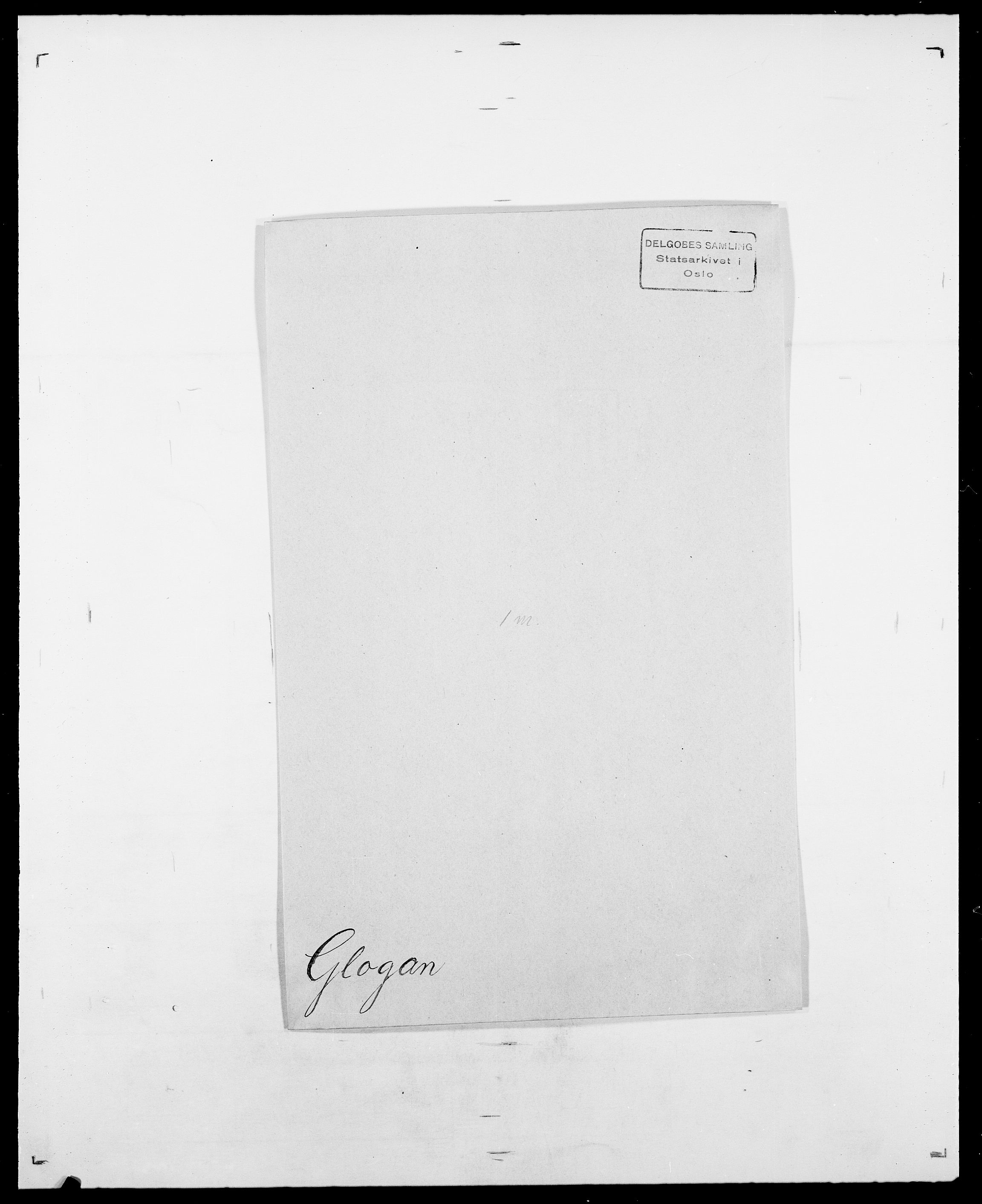 SAO, Delgobe, Charles Antoine - samling, D/Da/L0014: Giebdhausen - Grip, s. 325