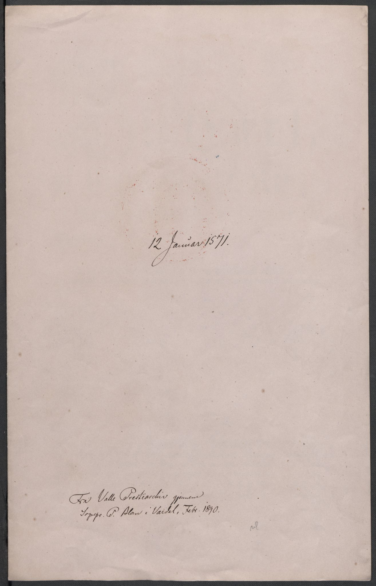 RA, Riksarkivets diplomsamling, F02/L0075: Dokumenter, 1570-1571, s. 54