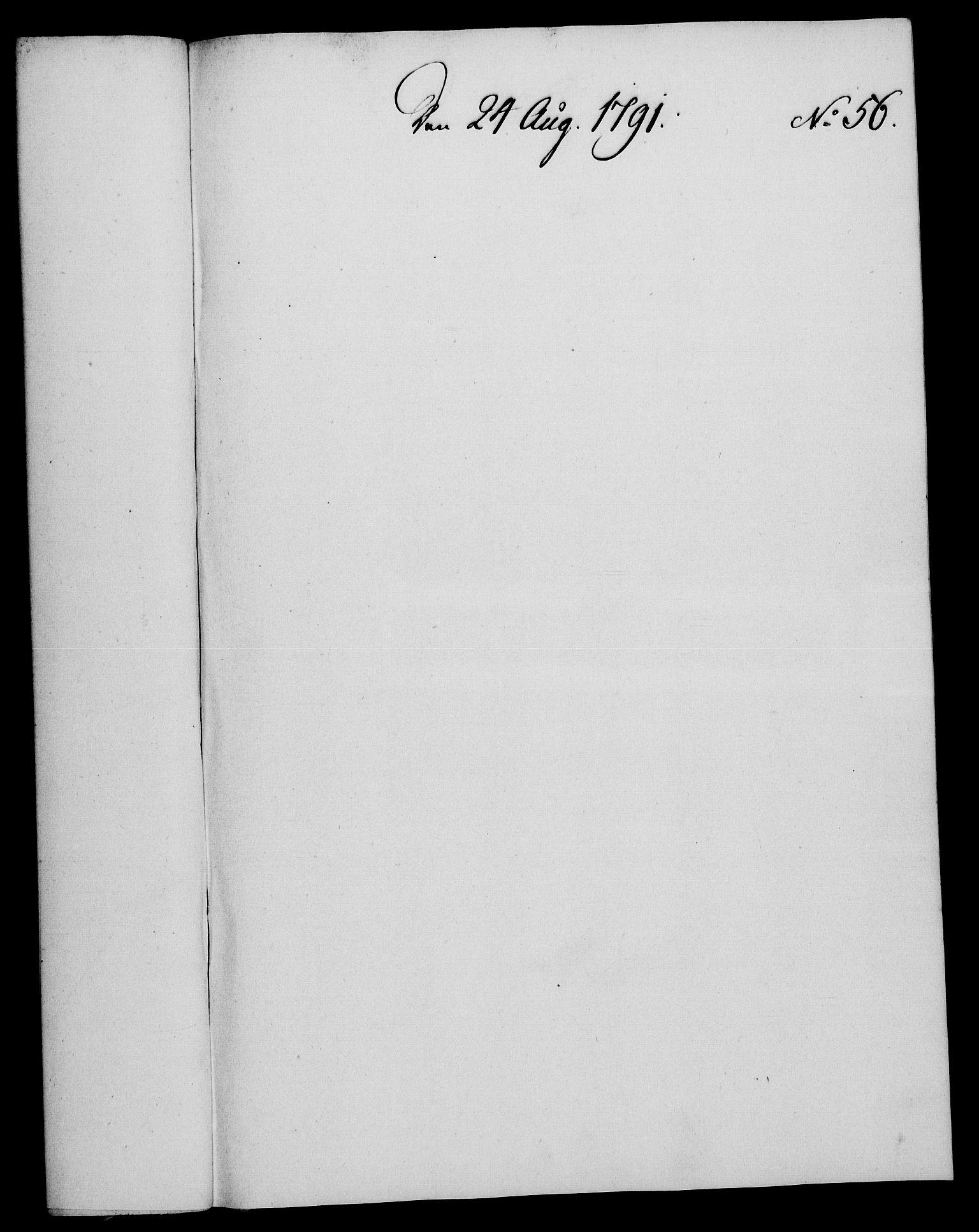 RA, Rentekammeret, Kammerkanselliet, G/Gf/Gfa/L0073: Norsk relasjons- og resolusjonsprotokoll (merket RK 52.73), 1791, s. 330