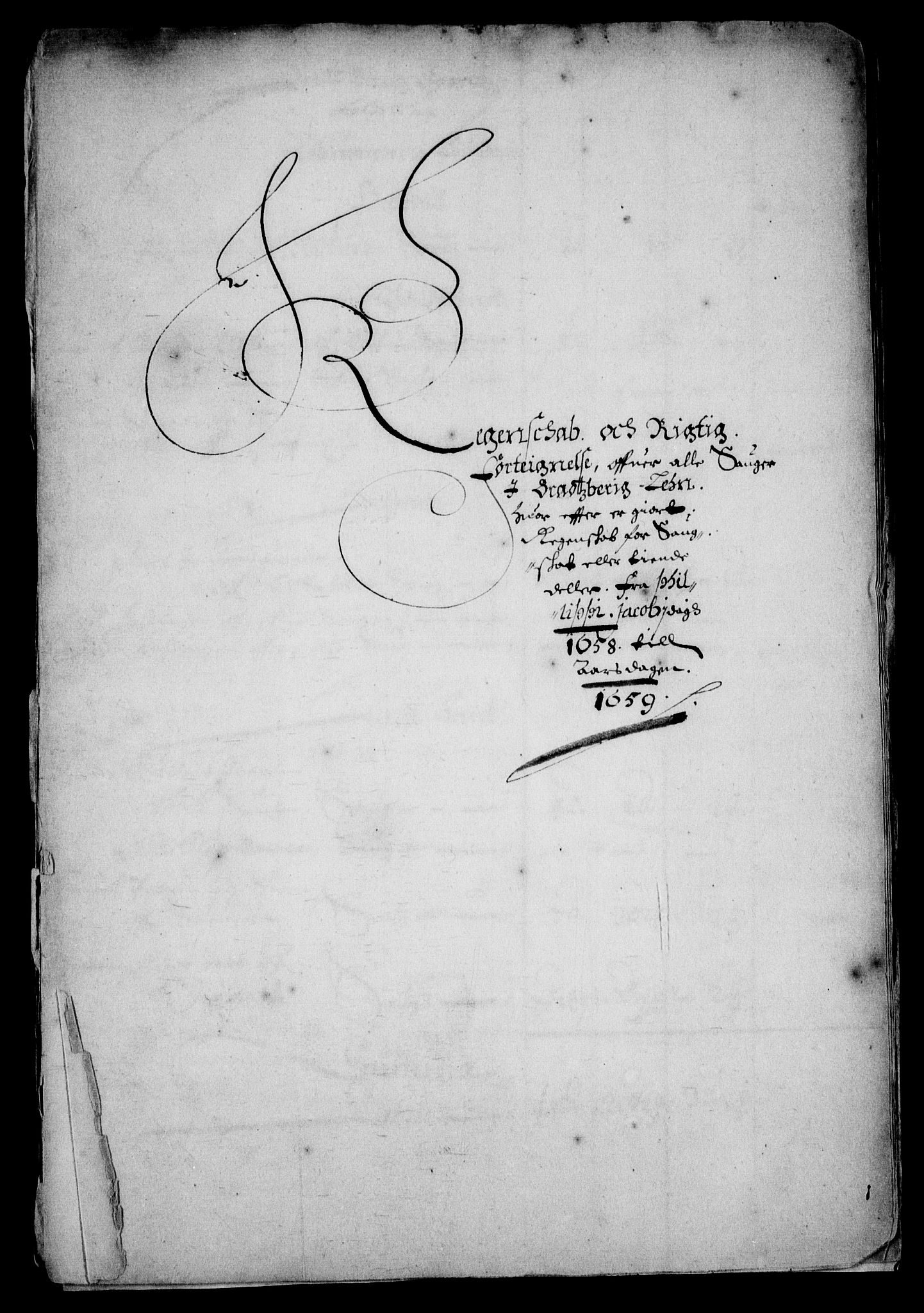 RA, Rentekammeret inntil 1814, Realistisk ordnet avdeling, On/L0010: [Jj 11]: Salg av krongods i Norge, 1661-1704, s. 530