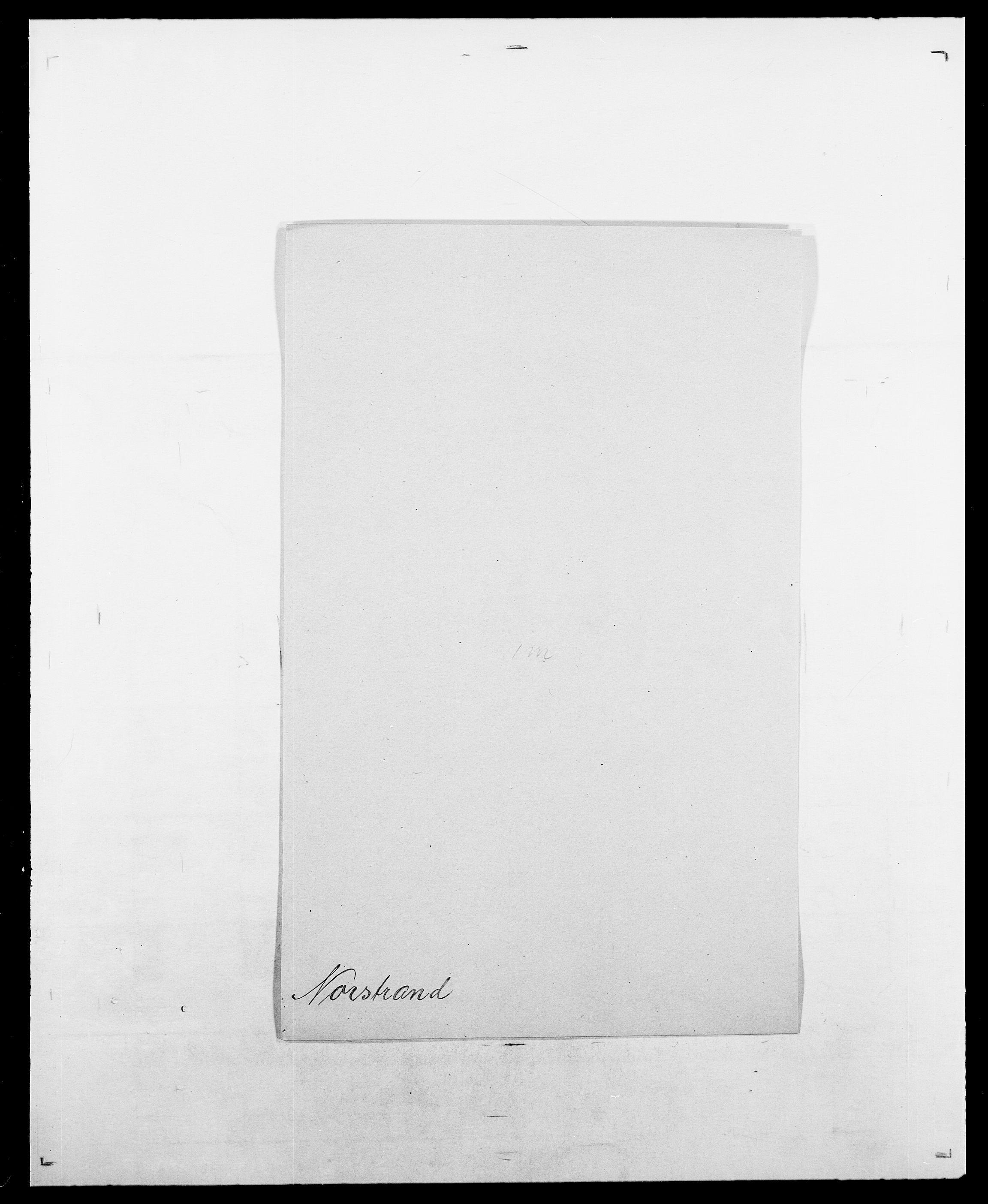 SAO, Delgobe, Charles Antoine - samling, D/Da/L0028: Naaden - Nøvik, s. 498