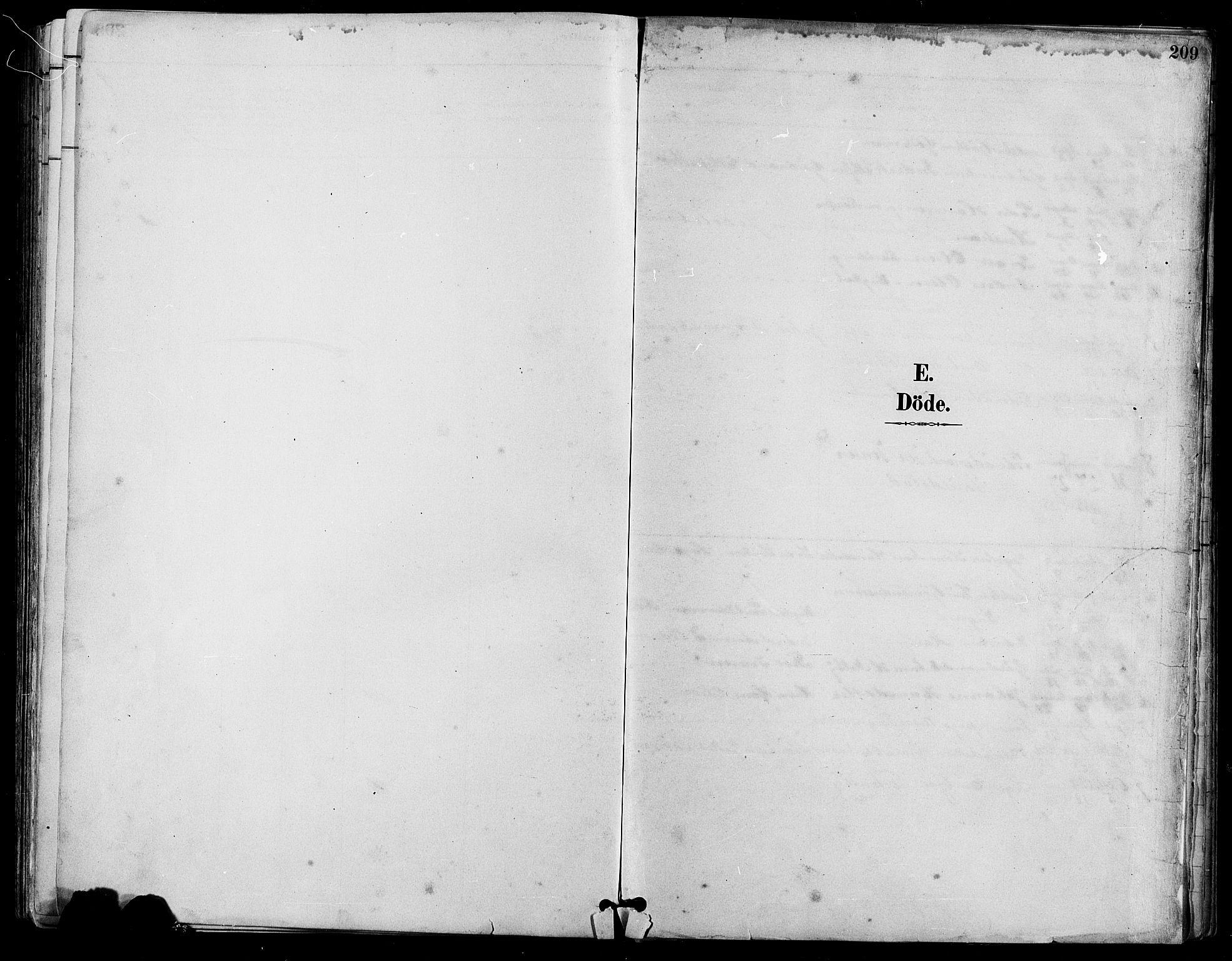 SAH, Nord-Fron prestekontor, Klokkerbok nr. 5, 1884-1914, s. 209