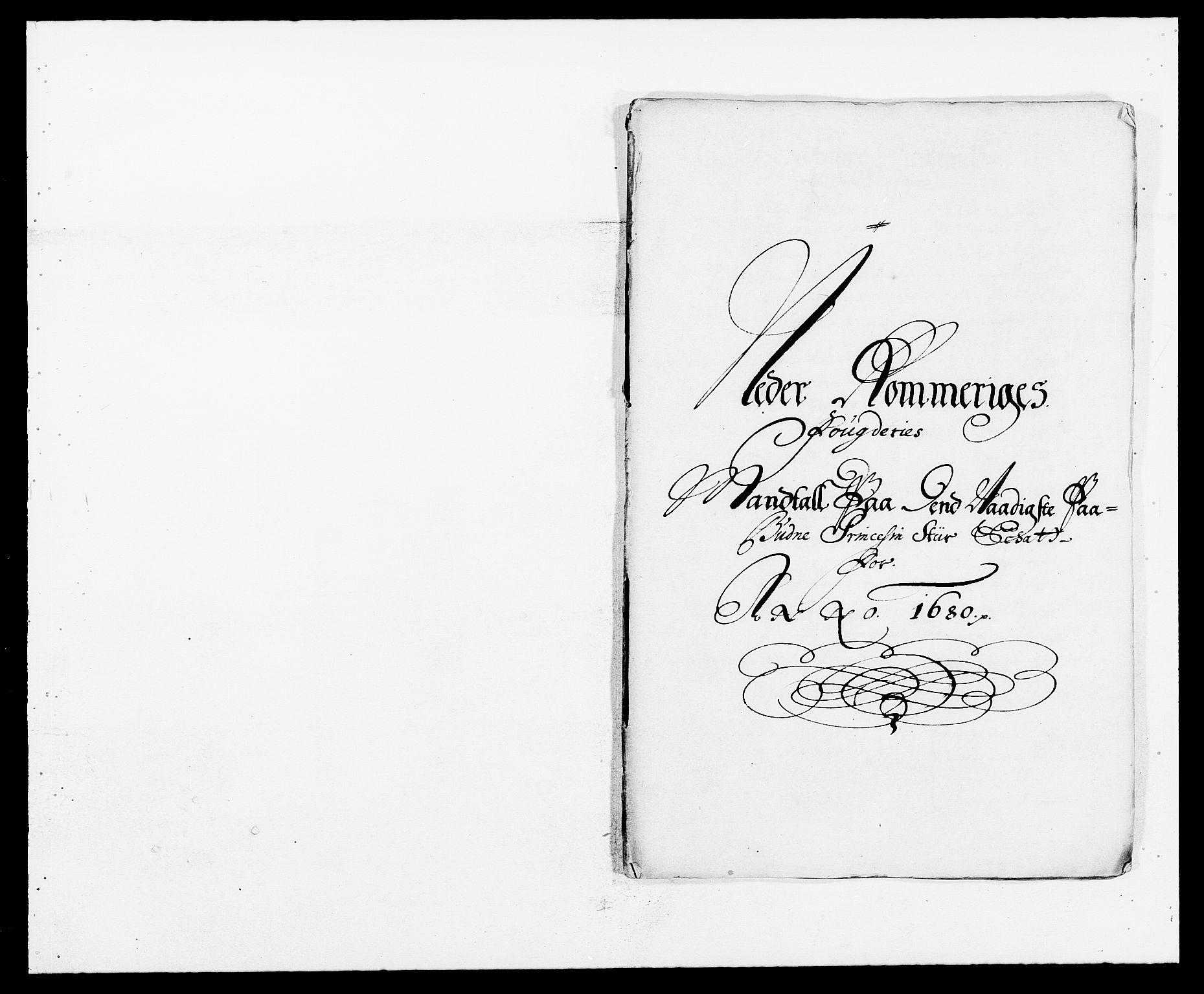RA, Rentekammeret inntil 1814, Reviderte regnskaper, Fogderegnskap, R11/L0569: Fogderegnskap Nedre Romerike, 1680-1681, s. 164
