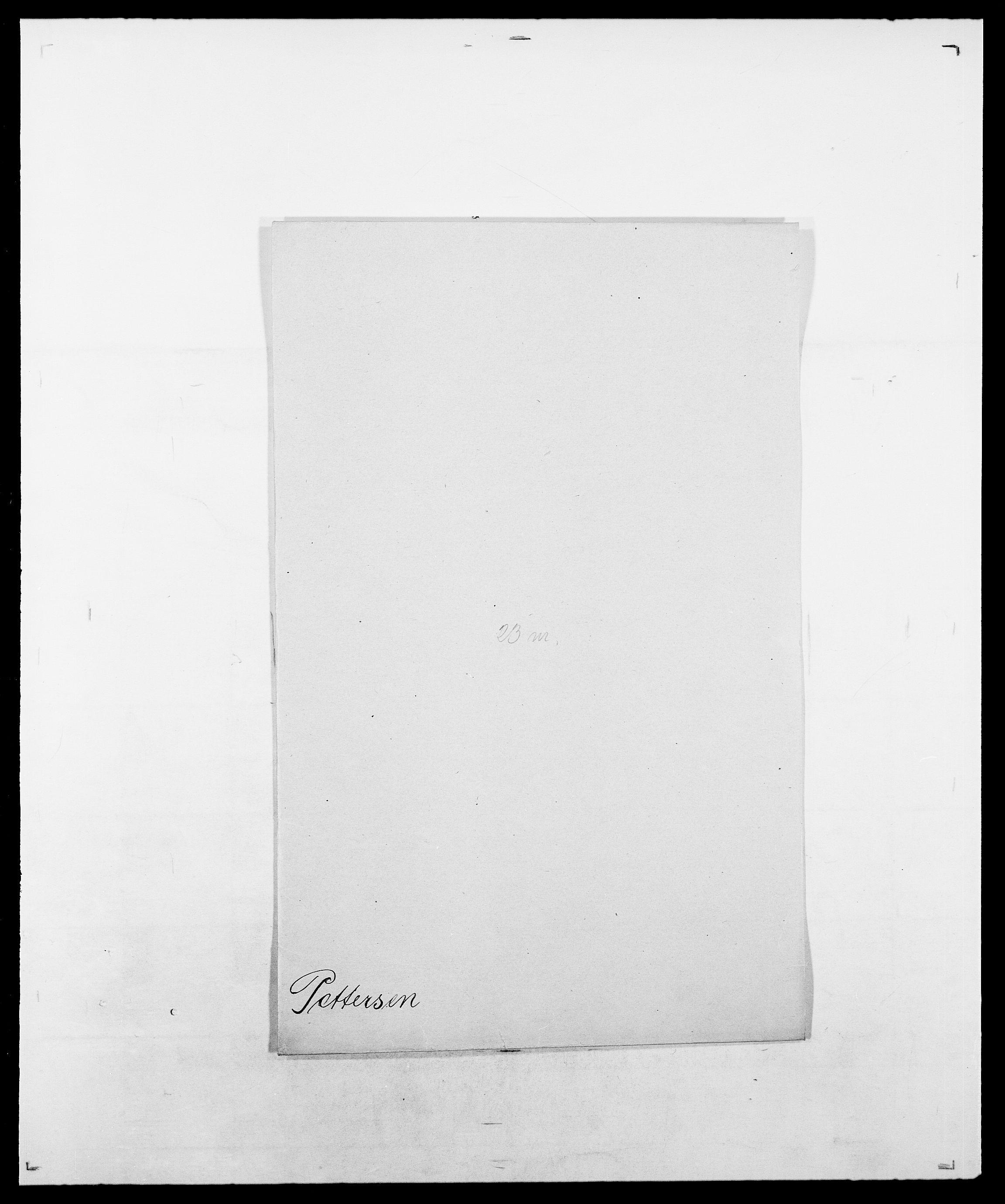 SAO, Delgobe, Charles Antoine - samling, D/Da/L0030: Paars - Pittelkov, s. 467
