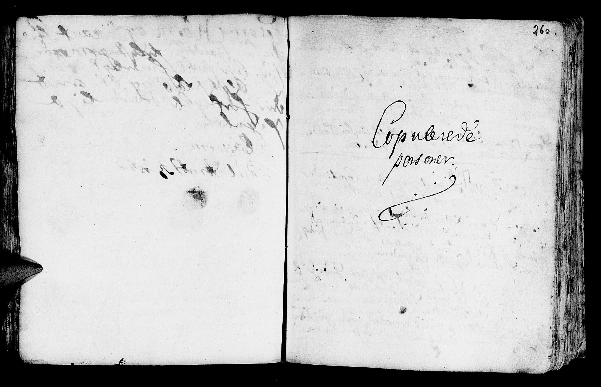 SAT, Ministerialprotokoller, klokkerbøker og fødselsregistre - Nord-Trøndelag, 722/L0215: Ministerialbok nr. 722A02, 1718-1755, s. 260