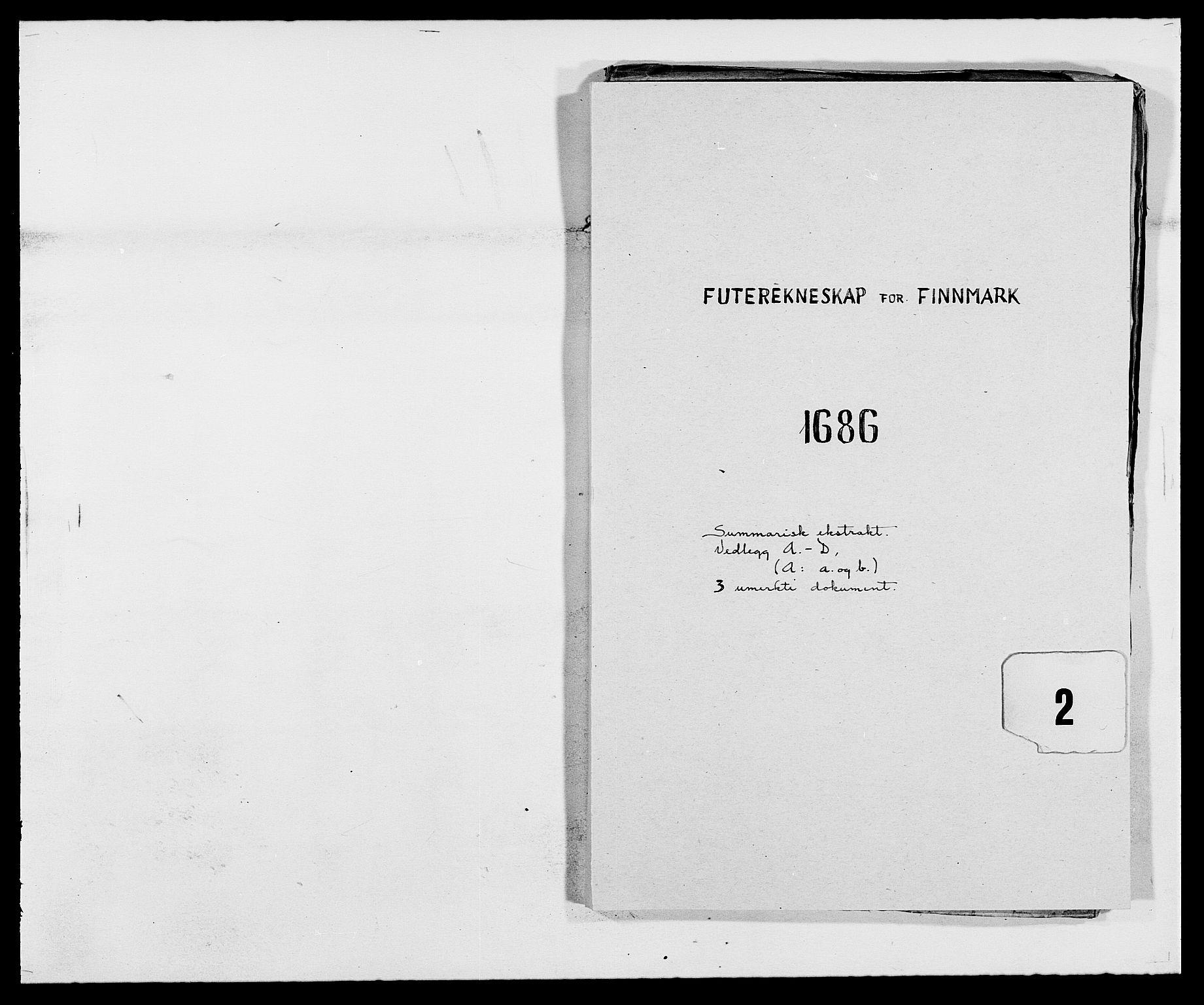 RA, Rentekammeret inntil 1814, Reviderte regnskaper, Fogderegnskap, R69/L4850: Fogderegnskap Finnmark/Vardøhus, 1680-1690, s. 26