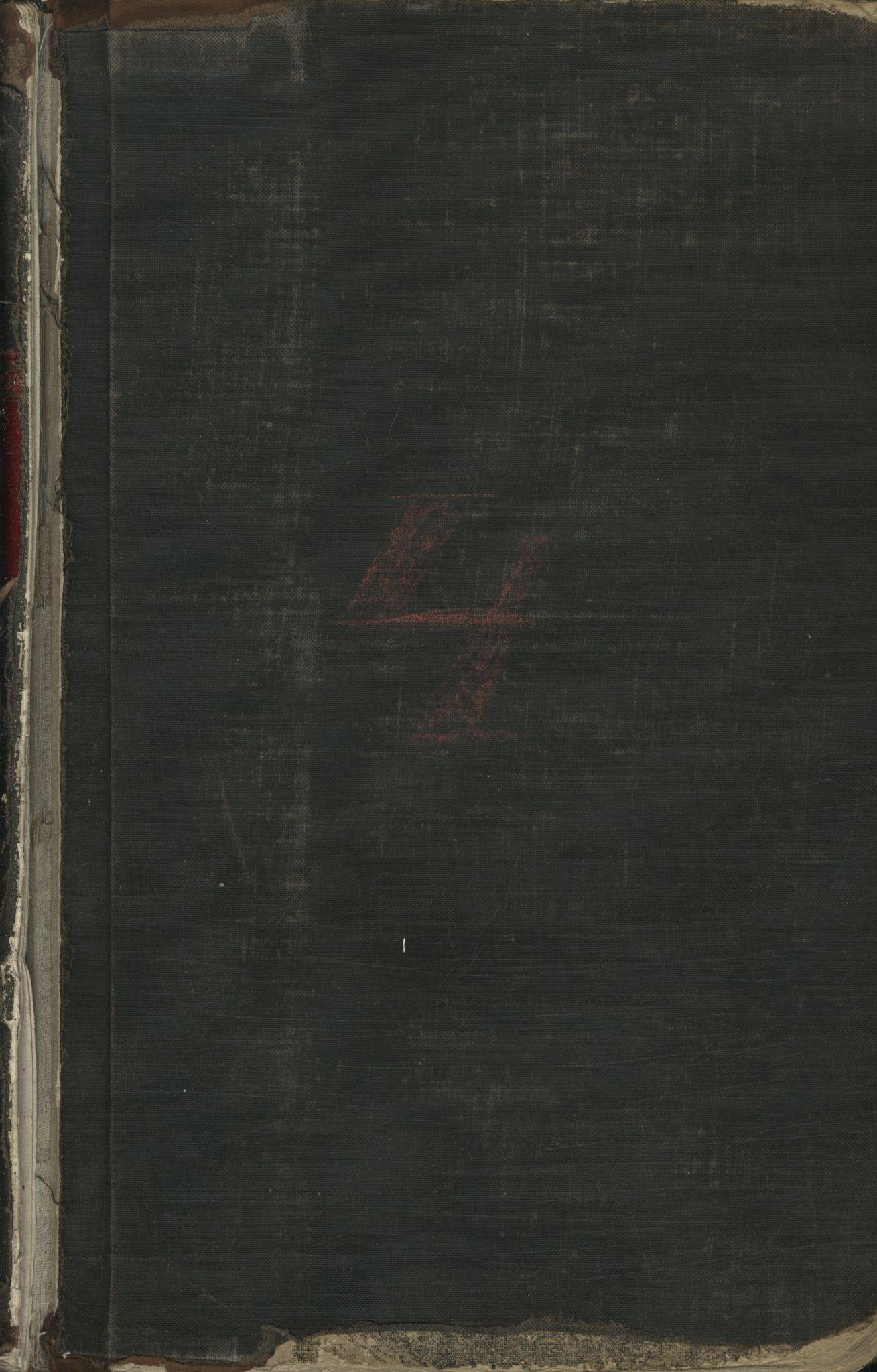 VAMU, Brodtkorb handel A/S, F/Fa/L0007: Kompanibøker. Innenbys, 1898-1900