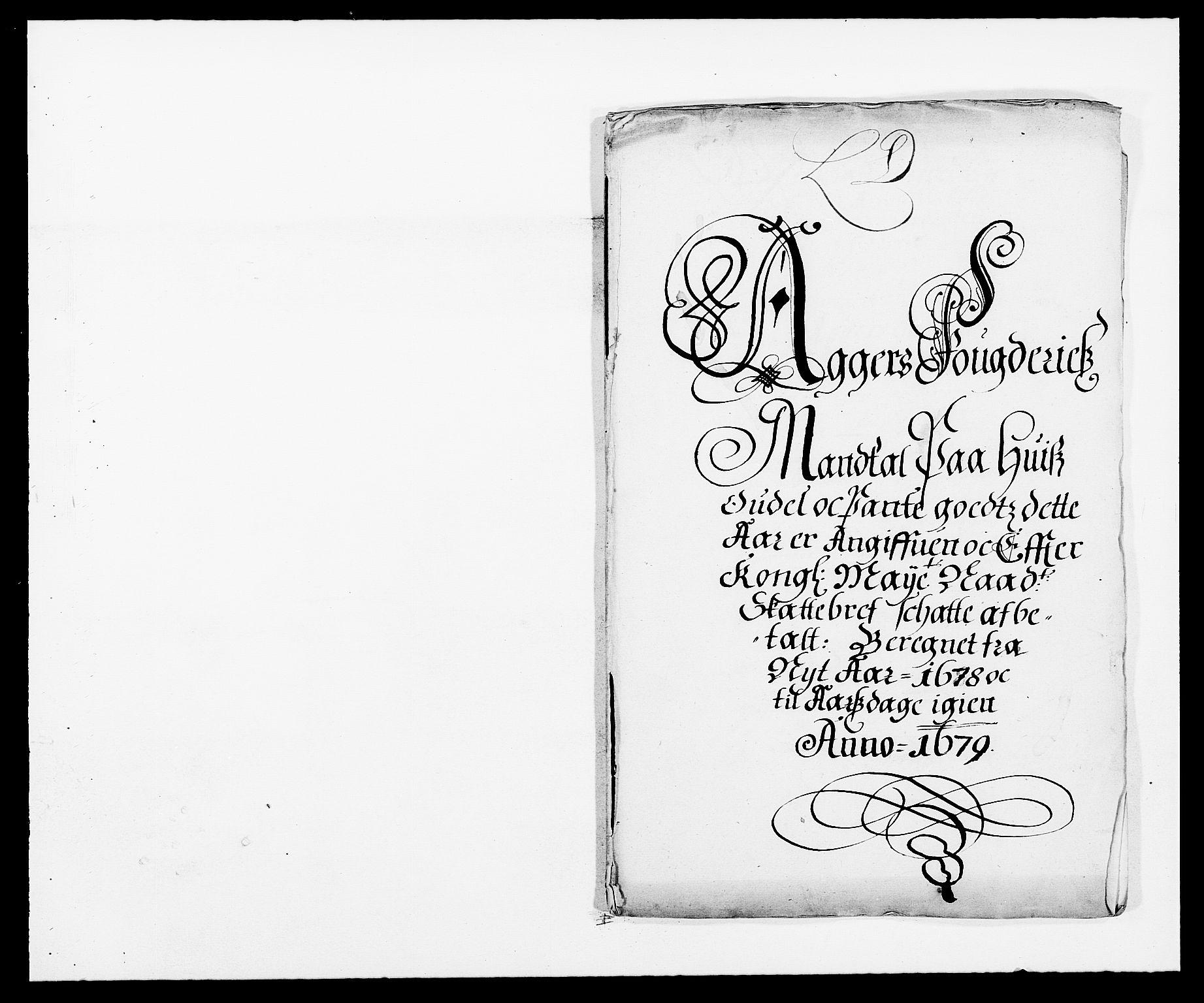 RA, Rentekammeret inntil 1814, Reviderte regnskaper, Fogderegnskap, R08/L0416: Fogderegnskap Aker, 1678-1681, s. 251
