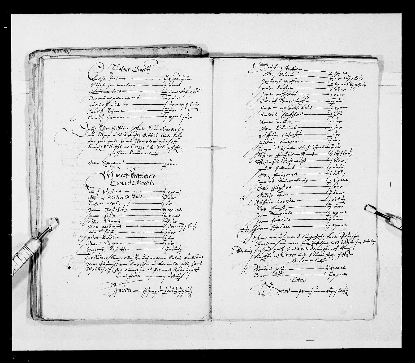 RA, Stattholderembetet 1572-1771, Ek/L0028: Jordebøker 1633-1658:, 1645-1646, s. 152