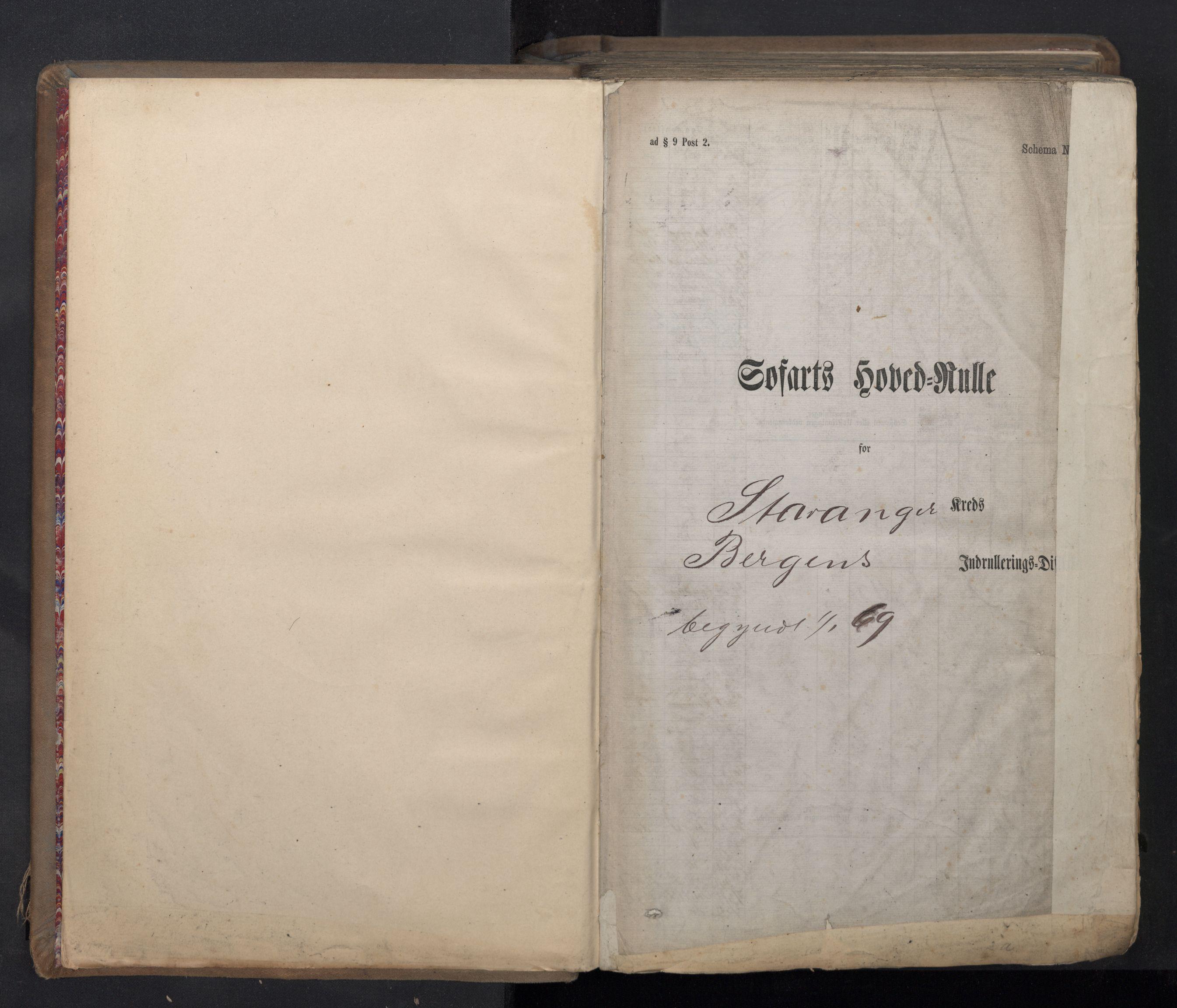 SAST, Stavanger sjømannskontor, F/Fb/Fbb/L0018: Sjøfartshovedrulle patnentnr. 2402-3602 (dublett), 1869, s. 3