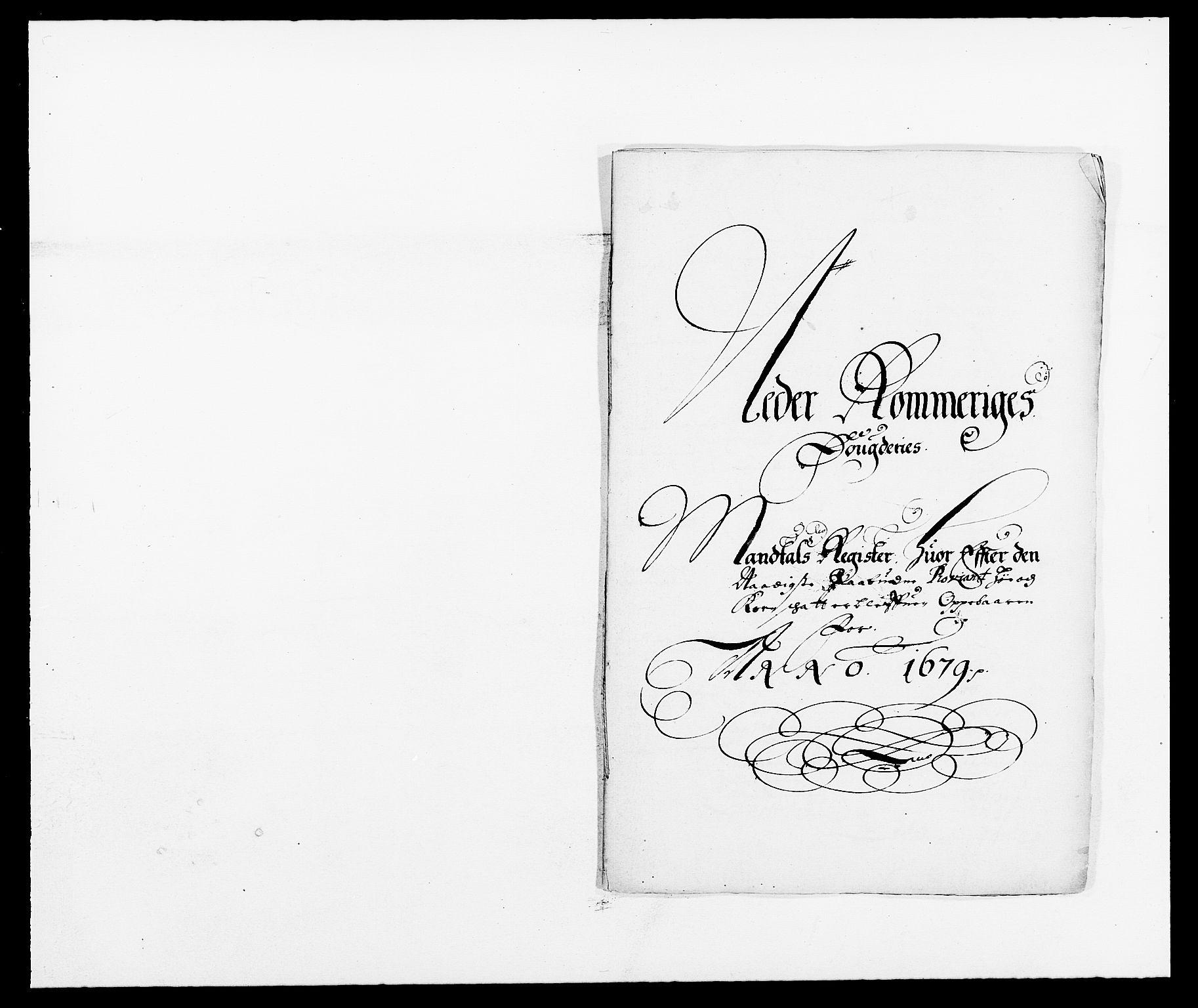 RA, Rentekammeret inntil 1814, Reviderte regnskaper, Fogderegnskap, R11/L0568: Fogderegnskap Nedre Romerike, 1679, s. 107