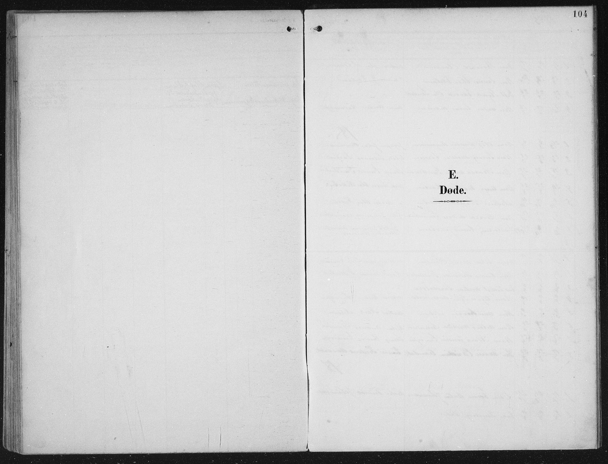 SAB, Kinn sokneprestembete, H/Haa/Haac/L0002: Ministerialbok nr. C  2, 1895-1916, s. 104