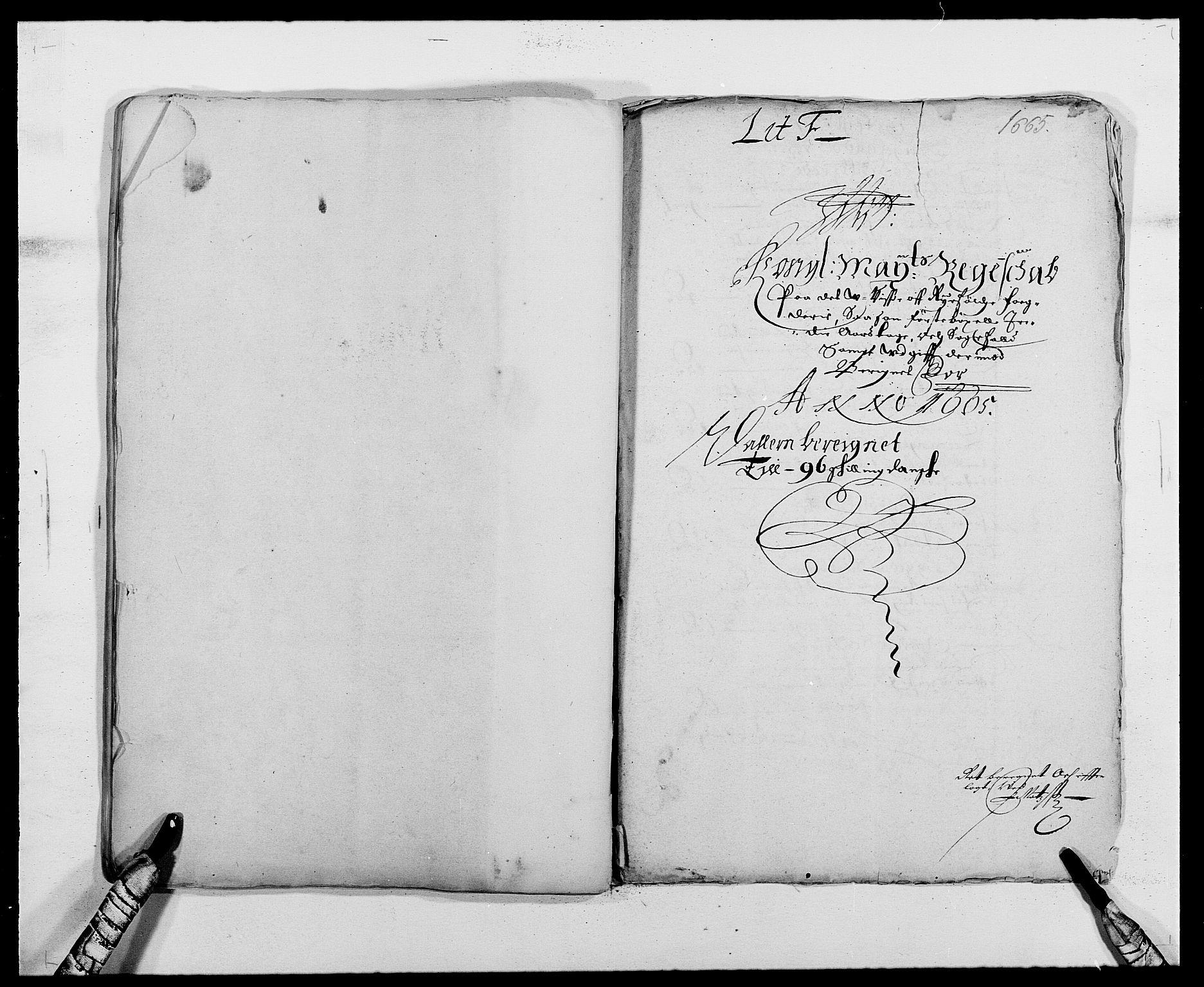 RA, Rentekammeret inntil 1814, Reviderte regnskaper, Fogderegnskap, R47/L2840: Fogderegnskap Ryfylke, 1665-1669, s. 29