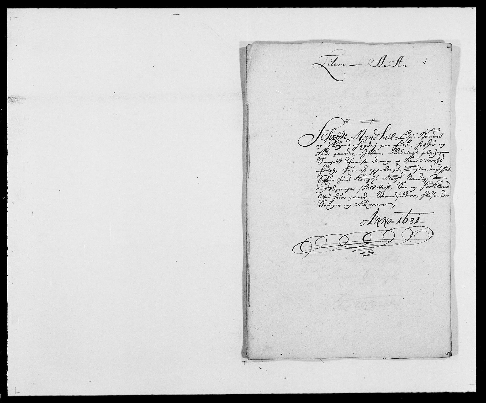 RA, Rentekammeret inntil 1814, Reviderte regnskaper, Fogderegnskap, R29/L1691: Fogderegnskap Hurum og Røyken, 1678-1681, s. 355