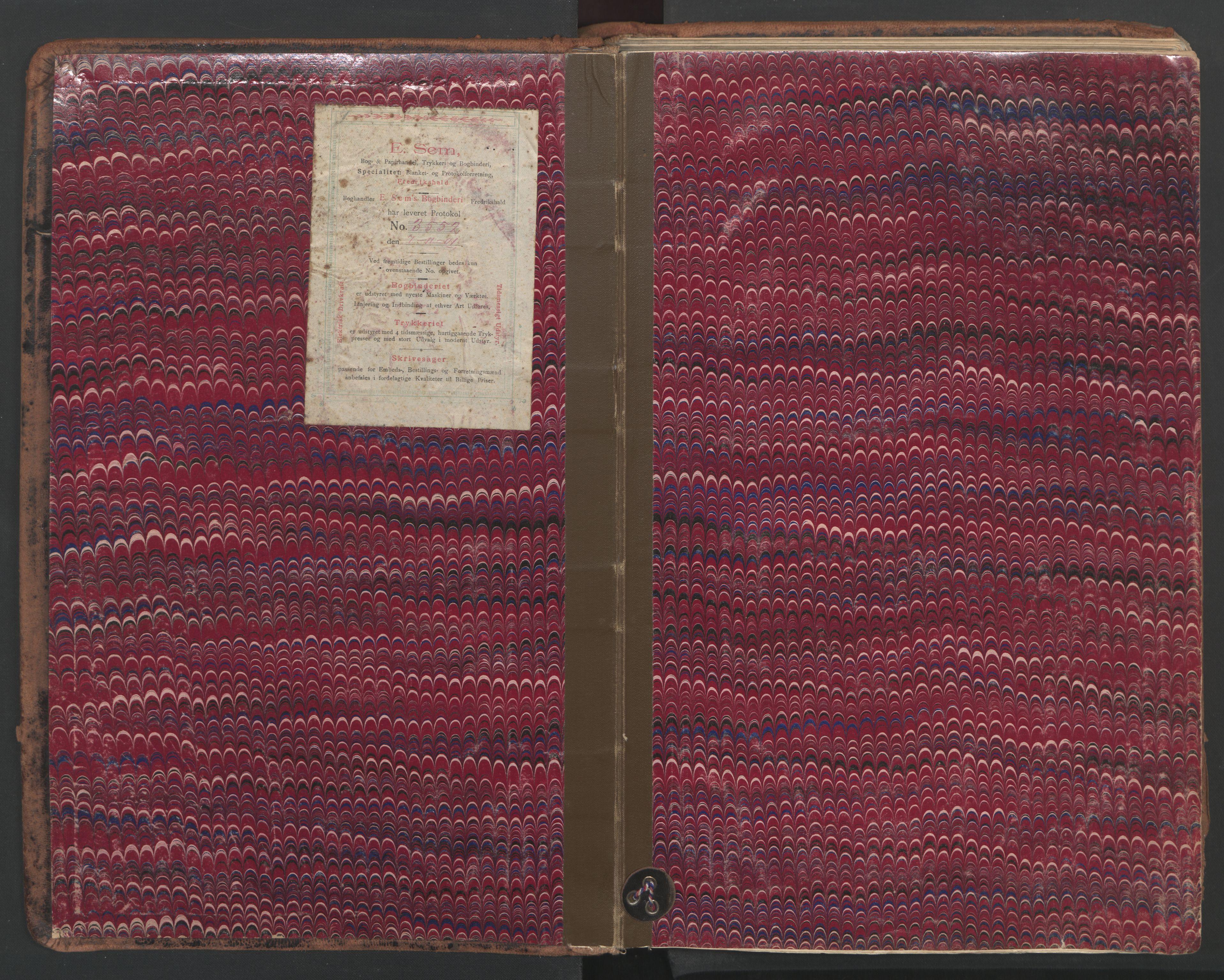 SAT, Ministerialprotokoller, klokkerbøker og fødselsregistre - Sør-Trøndelag, 634/L0537: Ministerialbok nr. 634A13, 1896-1922