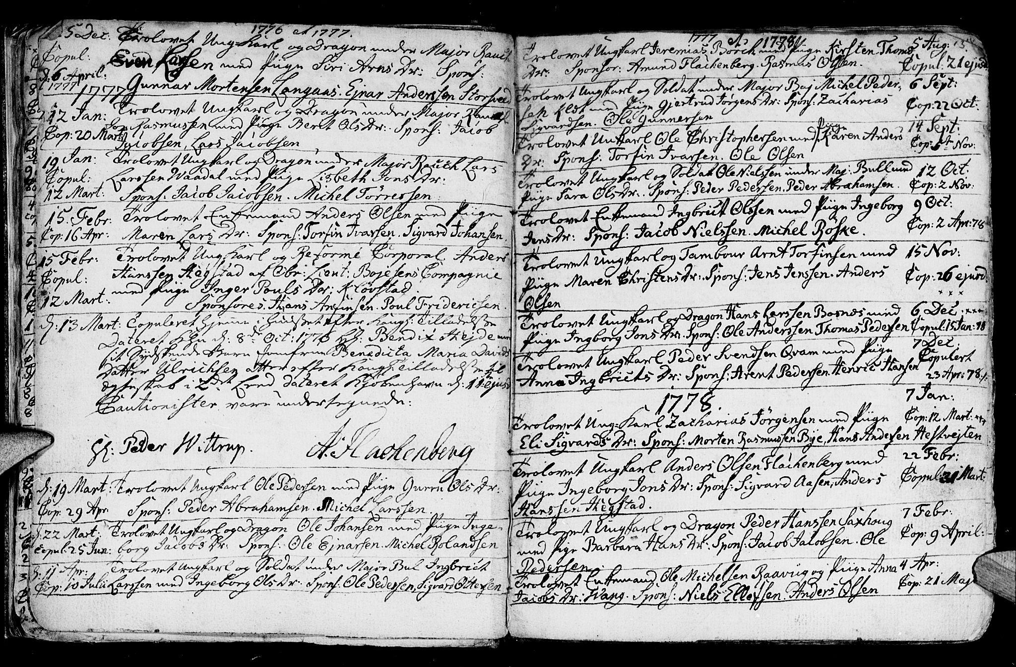 SAT, Ministerialprotokoller, klokkerbøker og fødselsregistre - Nord-Trøndelag, 730/L0273: Ministerialbok nr. 730A02, 1762-1802, s. 13
