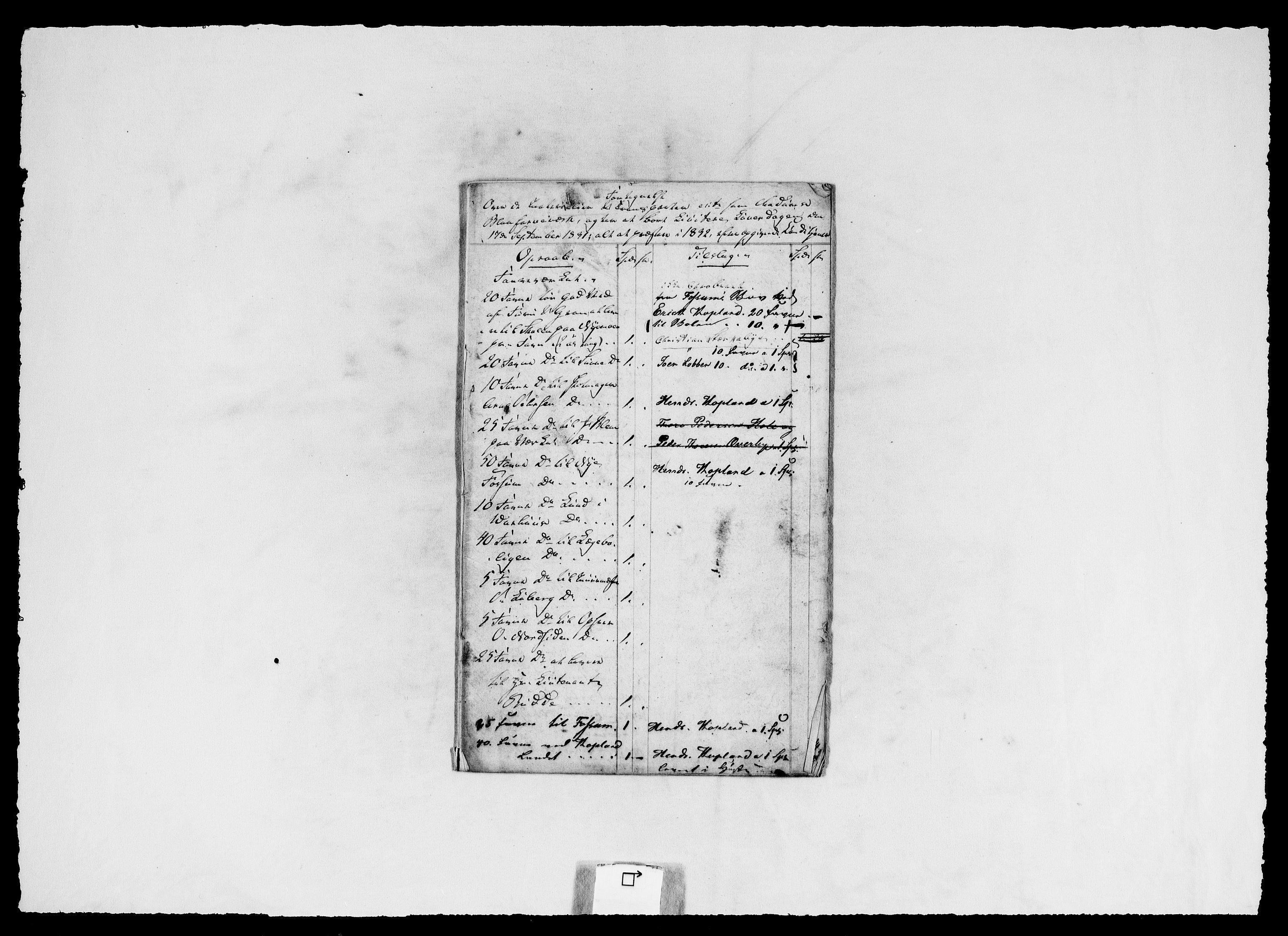 RA, Modums Blaafarveværk, G/Ga/L0063, 1827-1849, s. 168