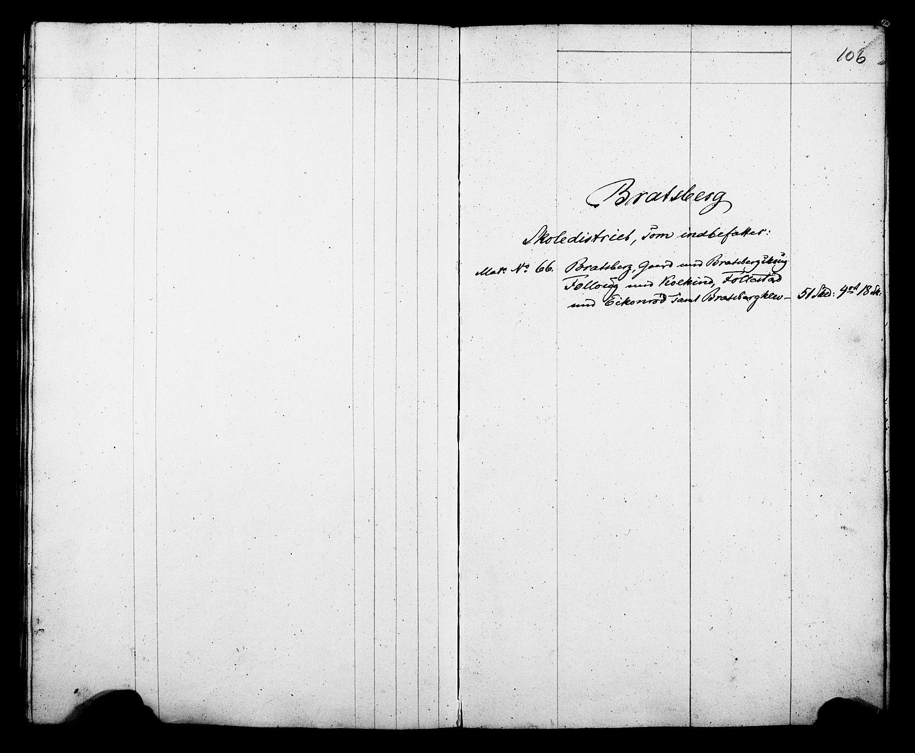 Folketelling 1845 for 0812P Gjerpen prestegjeld, 1845, s. 106