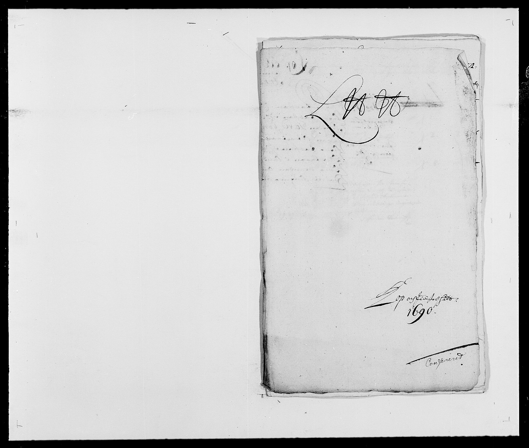 RA, Rentekammeret inntil 1814, Reviderte regnskaper, Fogderegnskap, R24/L1573: Fogderegnskap Numedal og Sandsvær, 1687-1691, s. 461