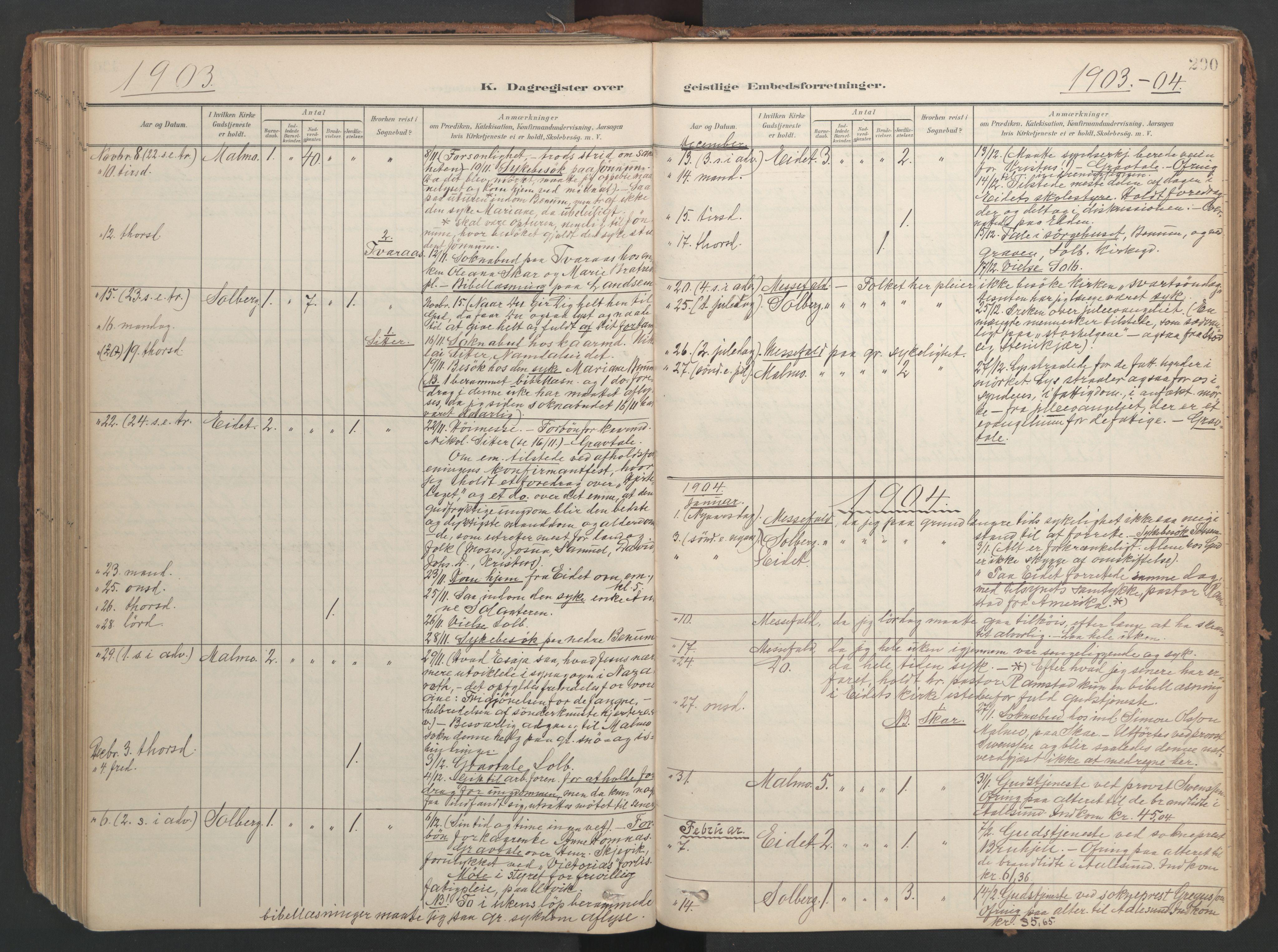 SAT, Ministerialprotokoller, klokkerbøker og fødselsregistre - Nord-Trøndelag, 741/L0397: Ministerialbok nr. 741A11, 1901-1911, s. 200