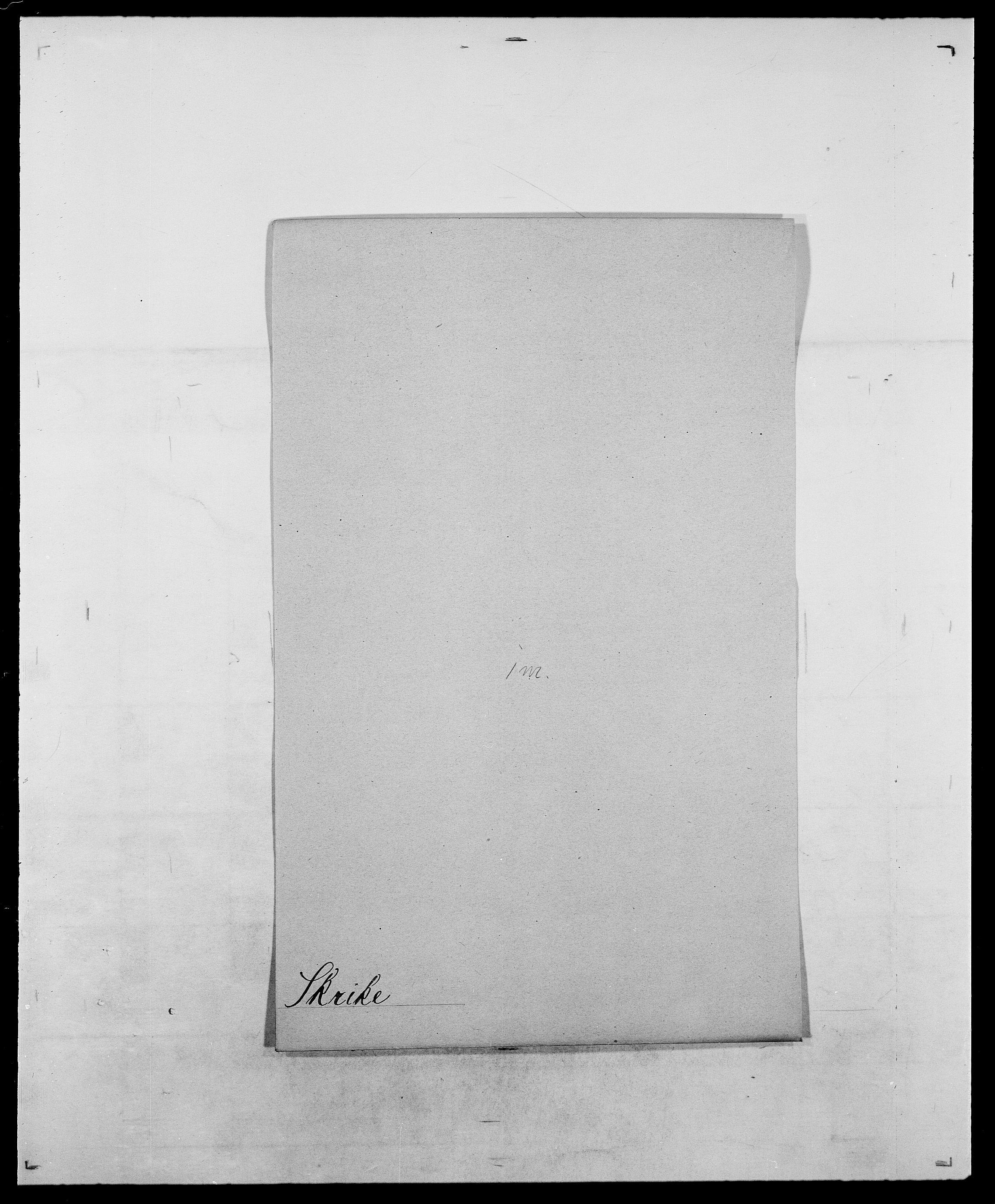 SAO, Delgobe, Charles Antoine - samling, D/Da/L0036: Skaanør - Staverskov, s. 66