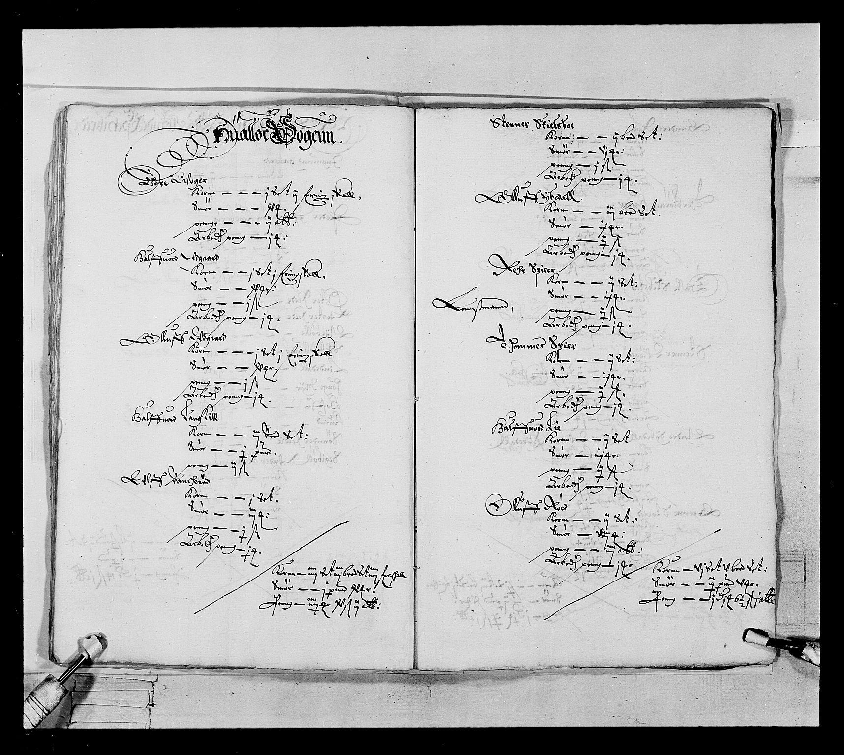 RA, Stattholderembetet 1572-1771, Ek/L0022: Jordebøker 1633-1658:, 1646-1647, s. 28