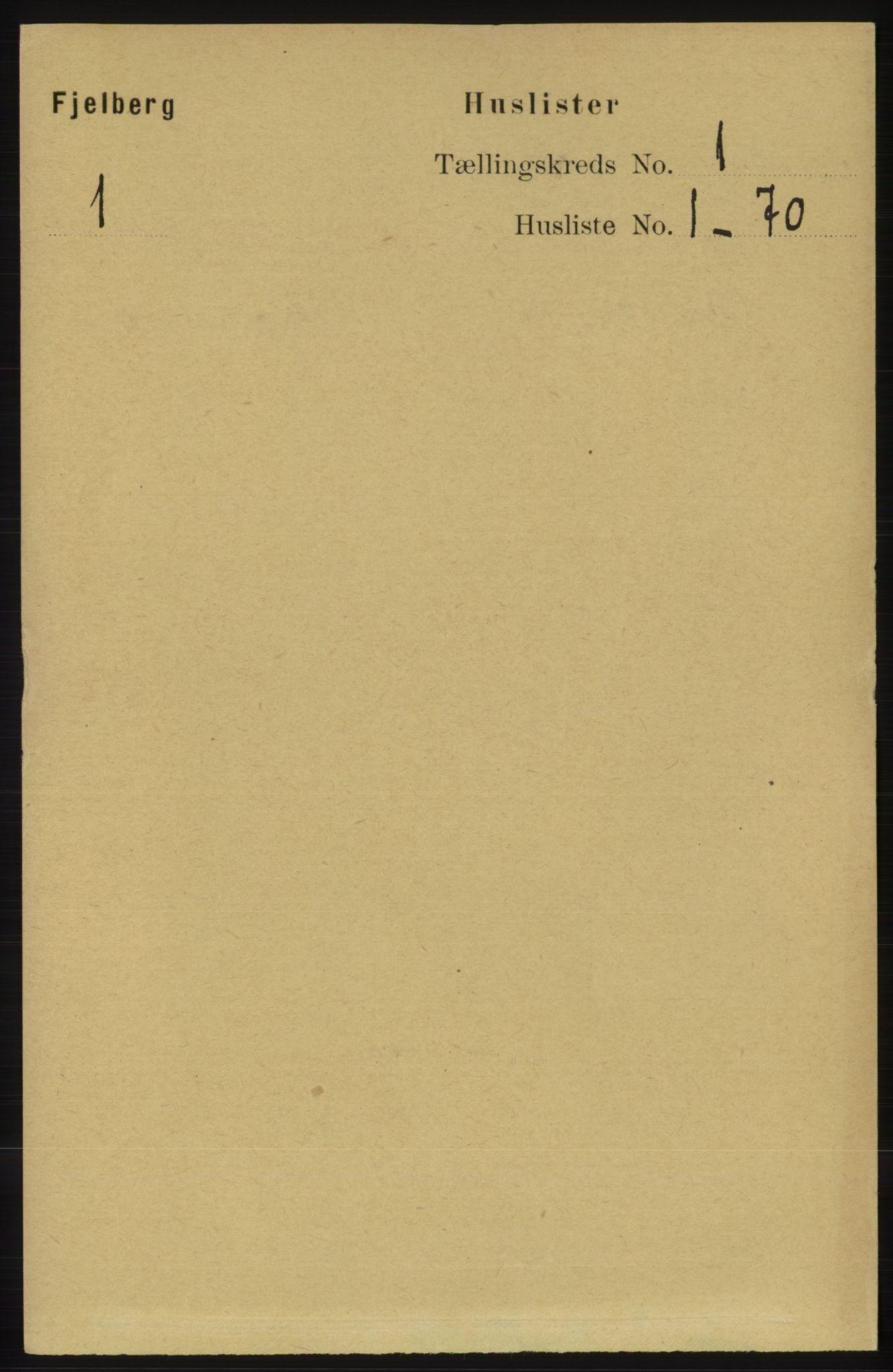 RA, Folketelling 1891 for 1213 Fjelberg herred, 1891, s. 28