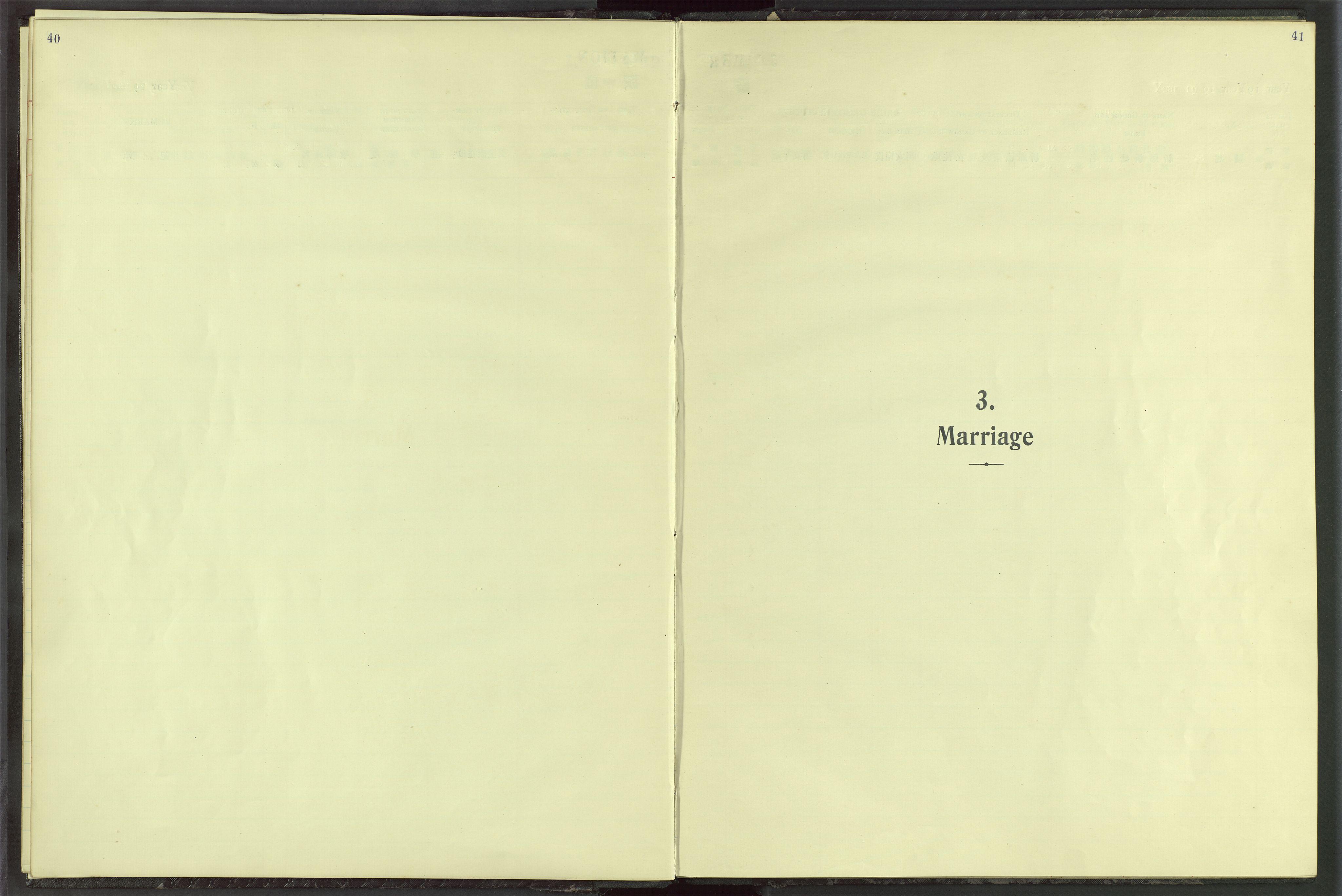 VID, Det Norske Misjonsselskap - utland - Kina (Hunan), Dm/L0026: Ministerialbok nr. 64, 1920-1932, s. 40-41