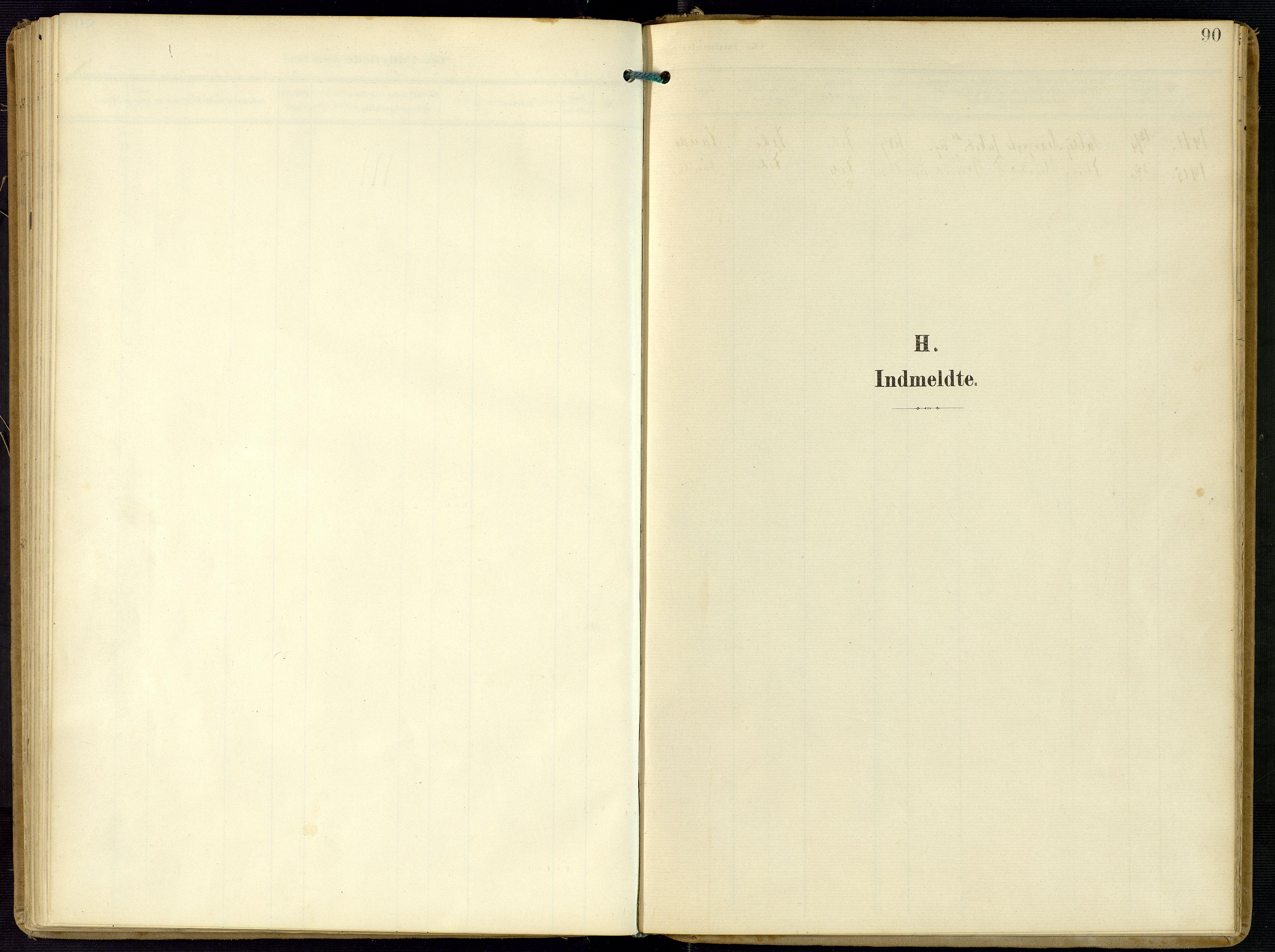 SAK, Kvinesdal sokneprestkontor, F/Fa/Faa/L0005: Ministerialbok nr. A 5, 1898-1915, s. 90