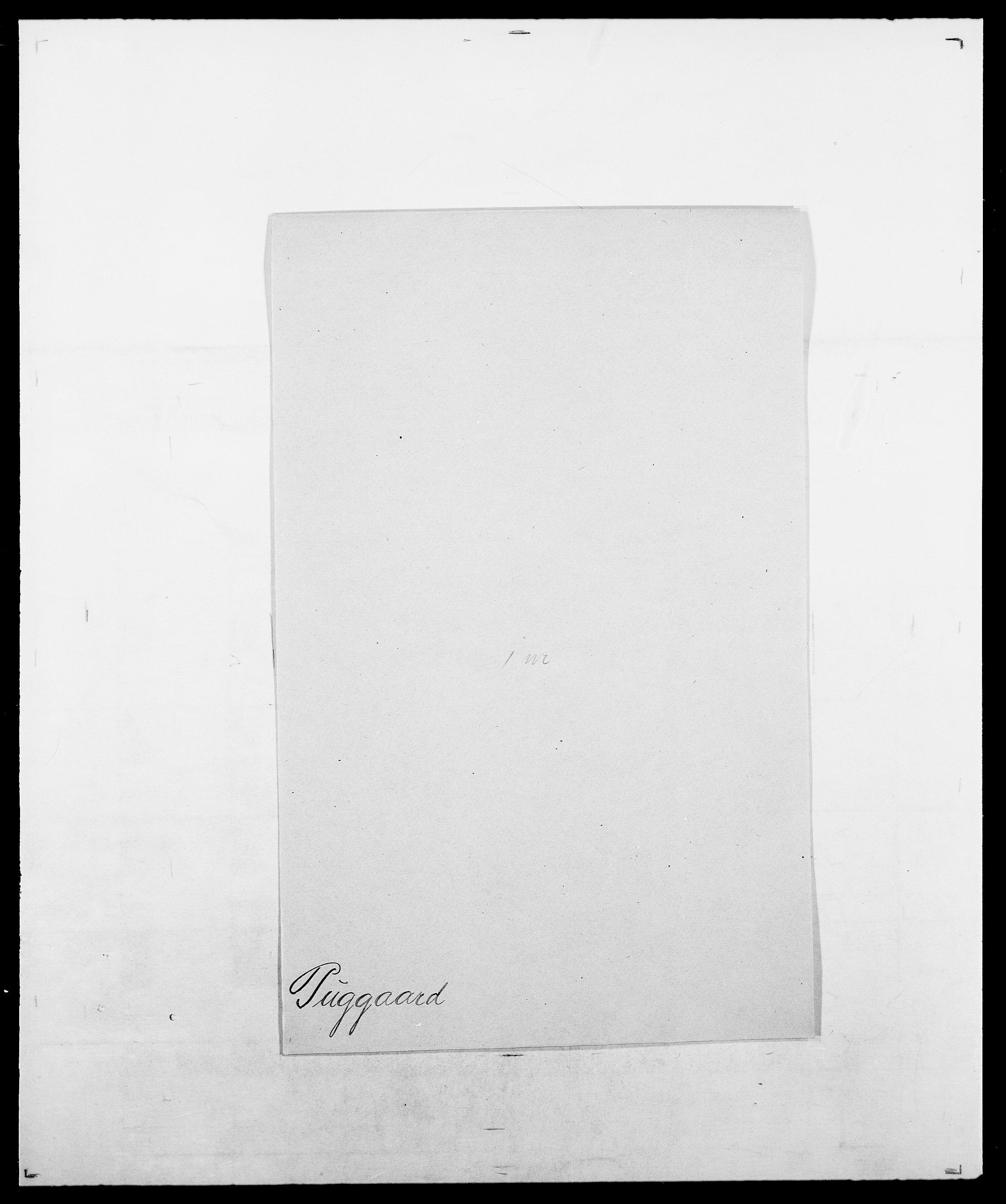 SAO, Delgobe, Charles Antoine - samling, D/Da/L0031: de Place - Raaum, s. 434