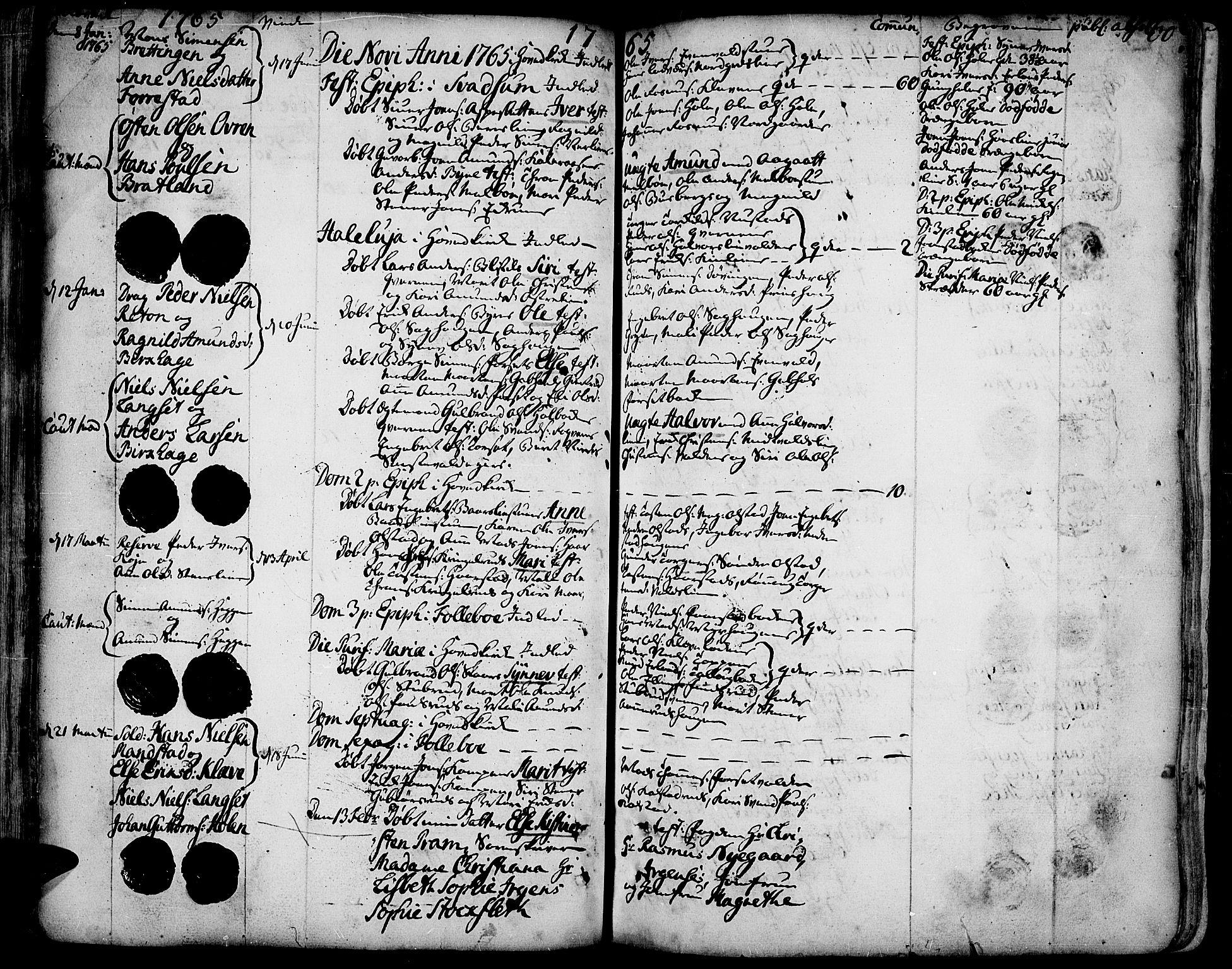SAH, Gausdal prestekontor, Ministerialbok nr. 3, 1758-1809, s. 60