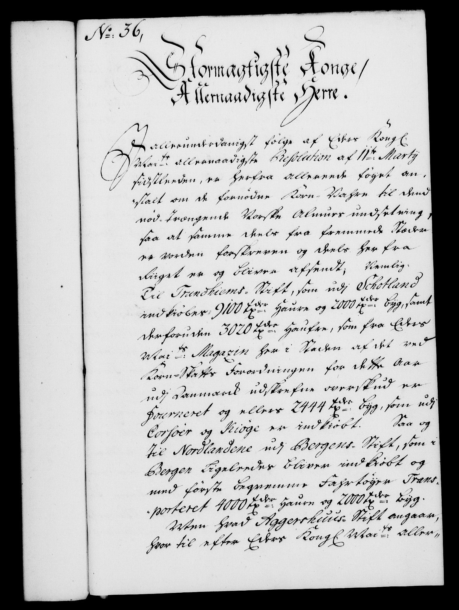 RA, Rentekammeret, Kammerkanselliet, G/Gf/Gfa/L0026: Norsk relasjons- og resolusjonsprotokoll (merket RK 52.26), 1743, s. 272