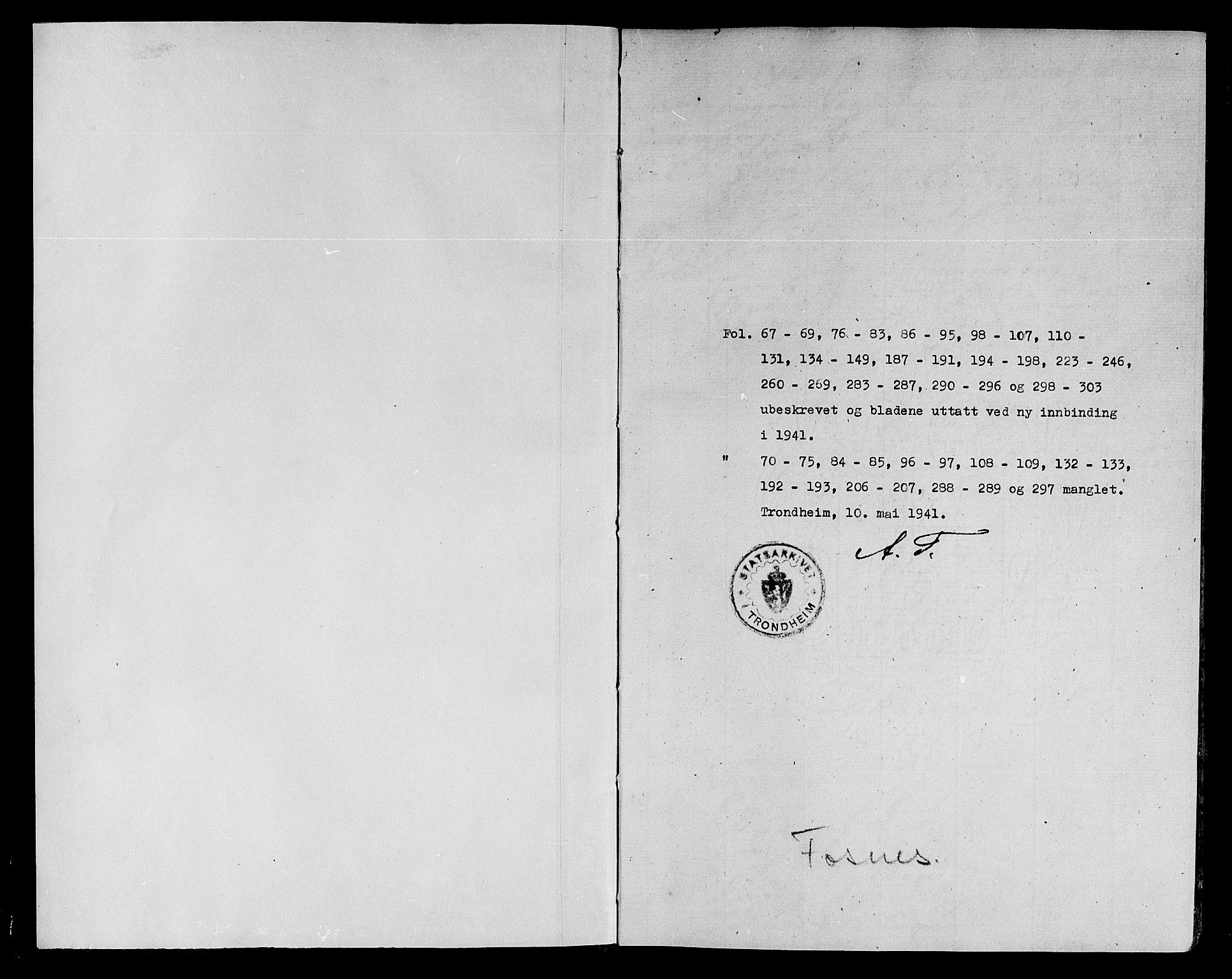 SAT, Ministerialprotokoller, klokkerbøker og fødselsregistre - Nord-Trøndelag, 773/L0608: Ministerialbok nr. 773A02, 1784-1816