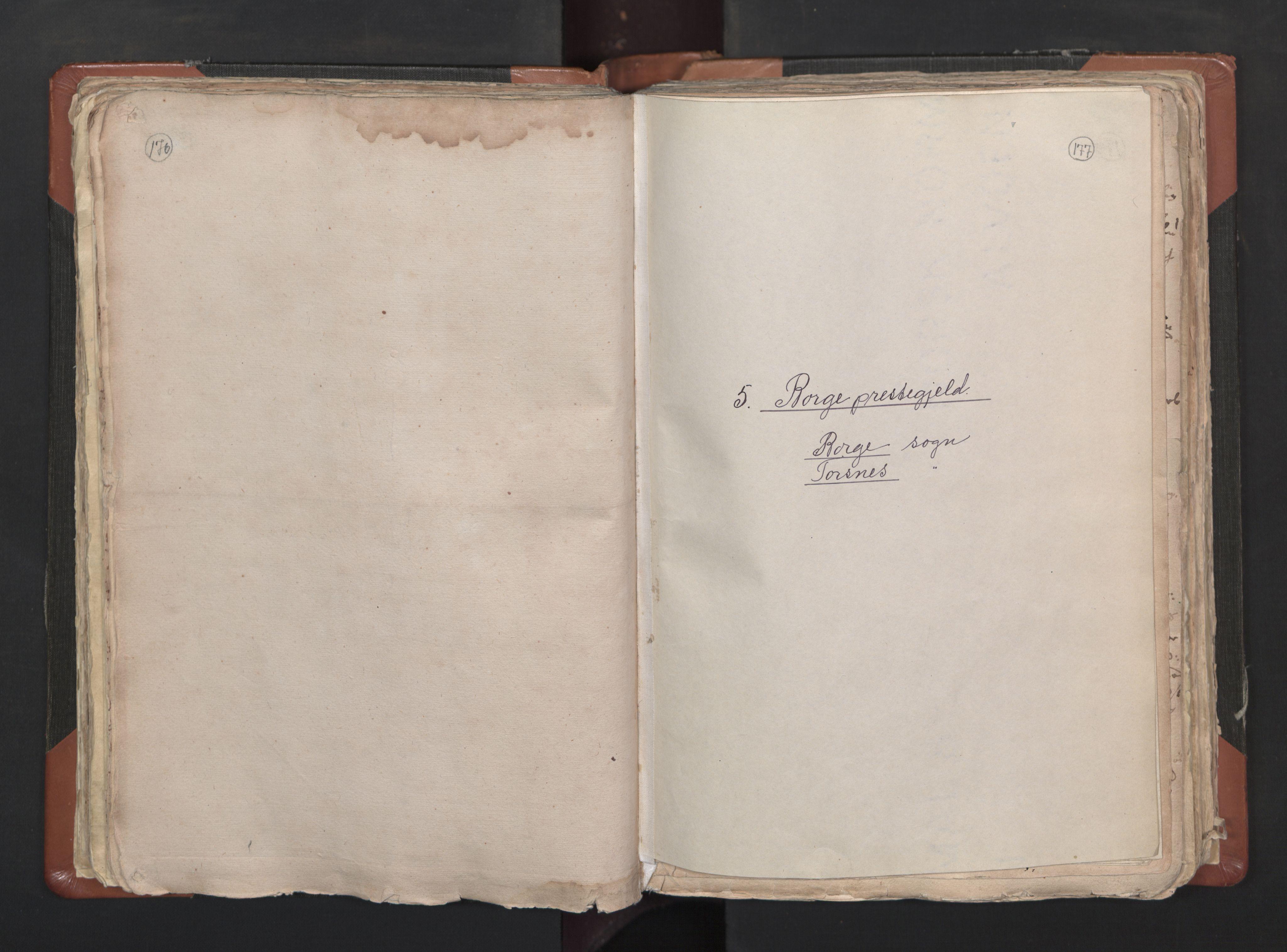 RA, Sogneprestenes manntall 1664-1666, nr. 1: Nedre Borgesyssel prosti, 1664-1666, s. 176-177