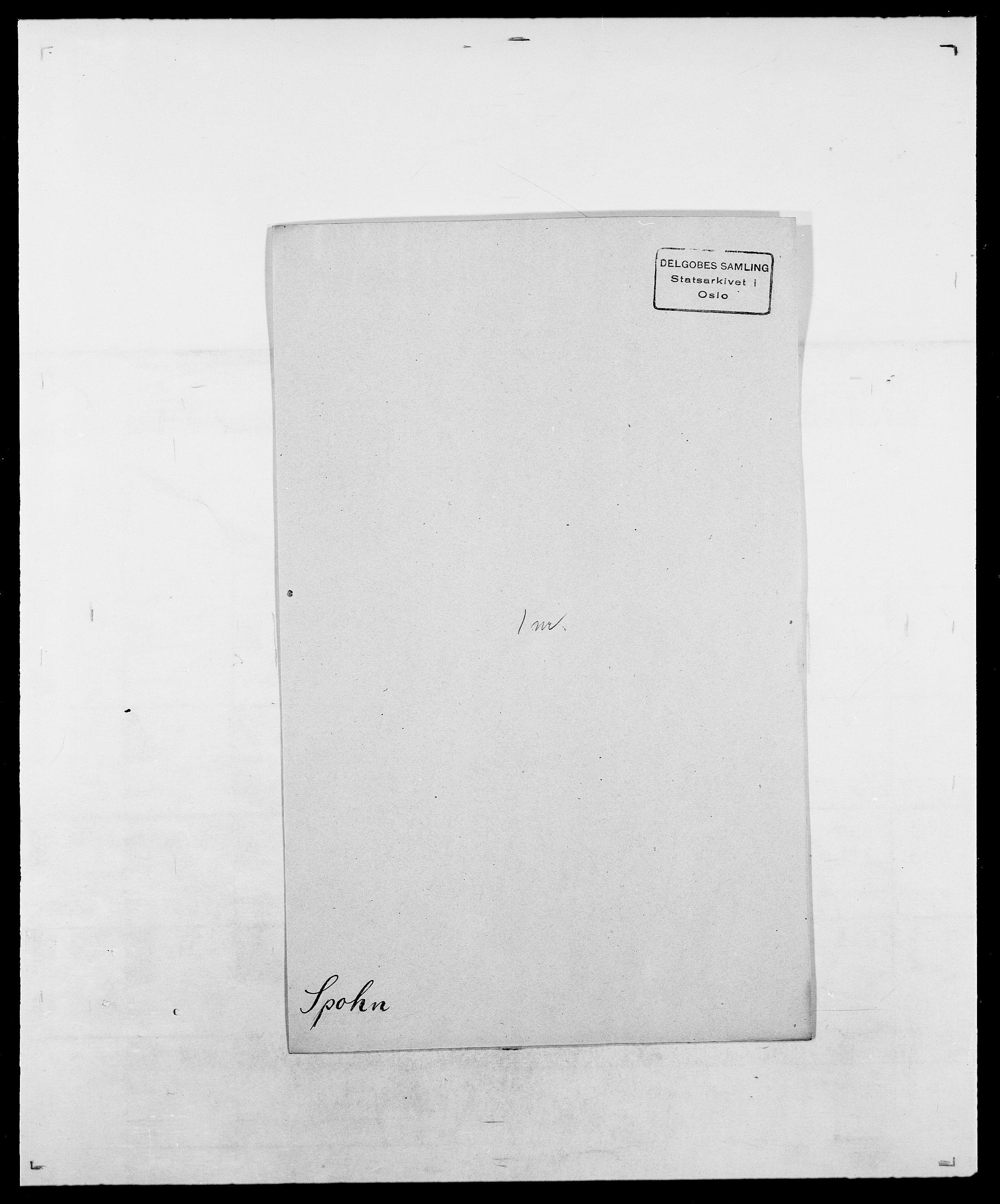 SAO, Delgobe, Charles Antoine - samling, D/Da/L0036: Skaanør - Staverskov, s. 576