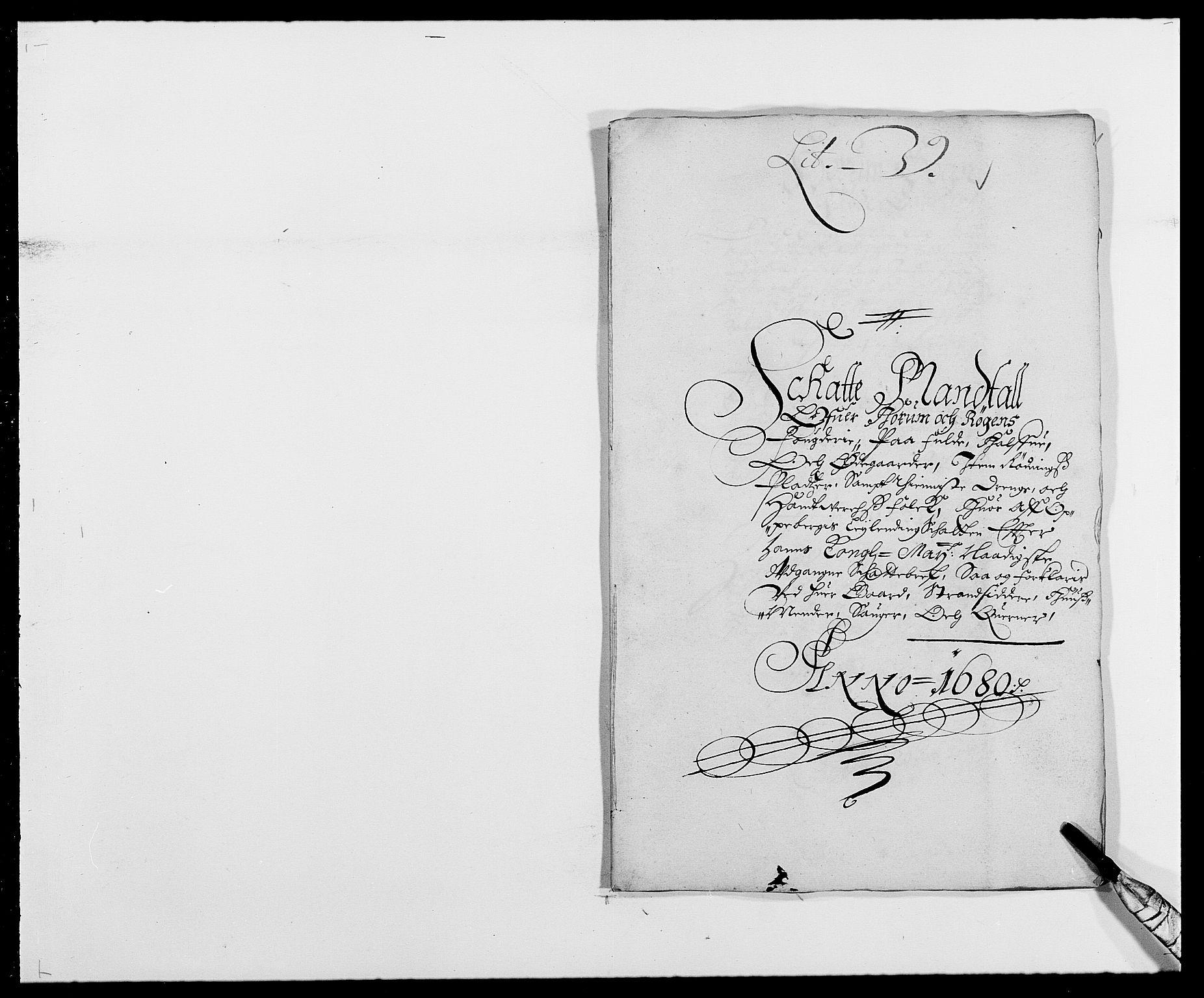 RA, Rentekammeret inntil 1814, Reviderte regnskaper, Fogderegnskap, R29/L1691: Fogderegnskap Hurum og Røyken, 1678-1681, s. 264