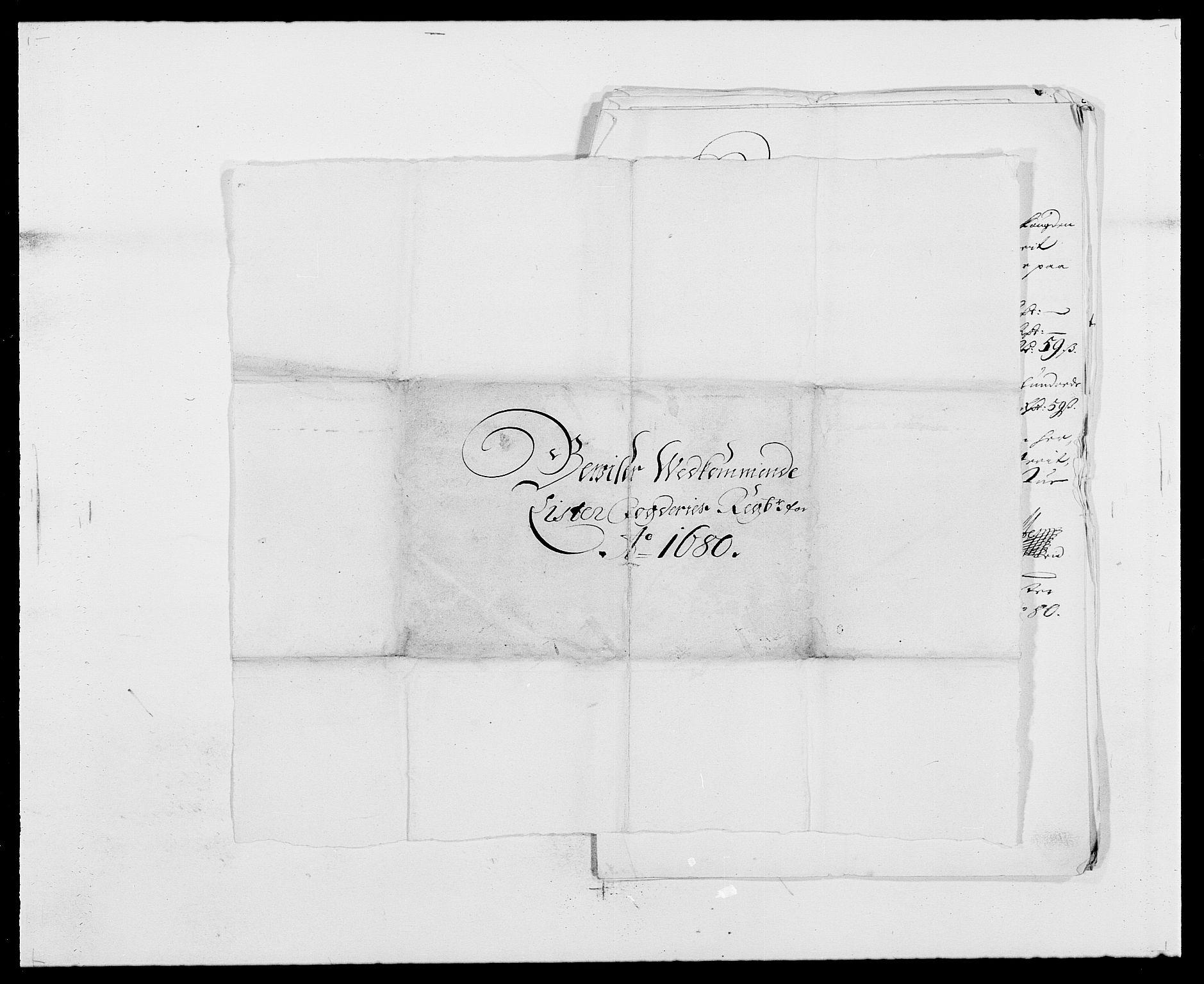 RA, Rentekammeret inntil 1814, Reviderte regnskaper, Fogderegnskap, R41/L2531: Fogderegnskap Lista, 1680-1682, s. 64