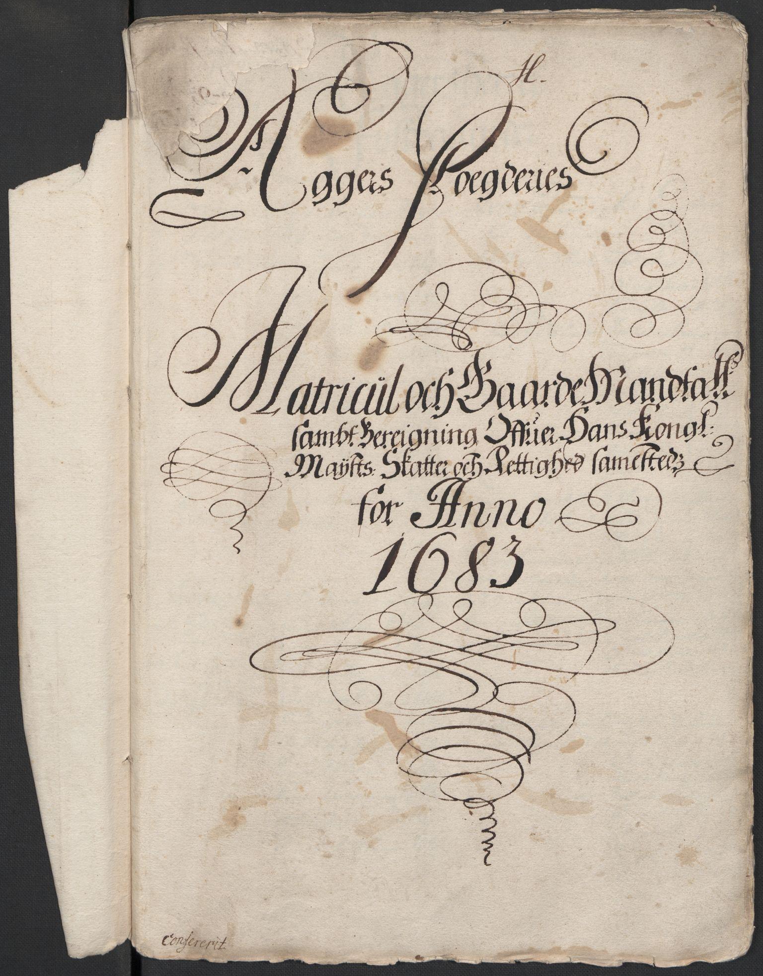 RA, Rentekammeret inntil 1814, Reviderte regnskaper, Fogderegnskap, R08/L0420: Fogderegnskap Aker, 1682-1691, s. 229
