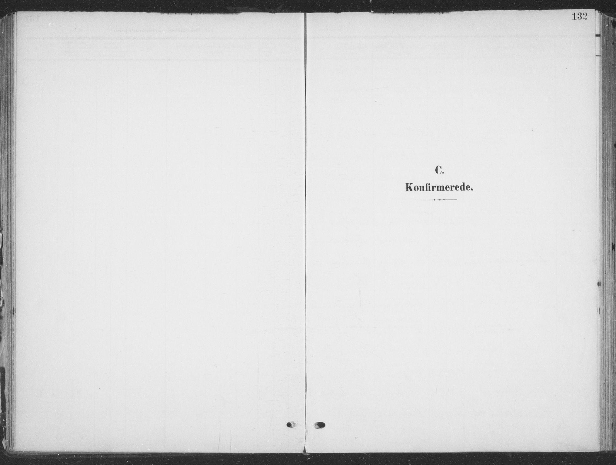SATØ, Tana sokneprestkontor, H/Ha/L0007kirke: Ministerialbok nr. 7, 1904-1918, s. 132