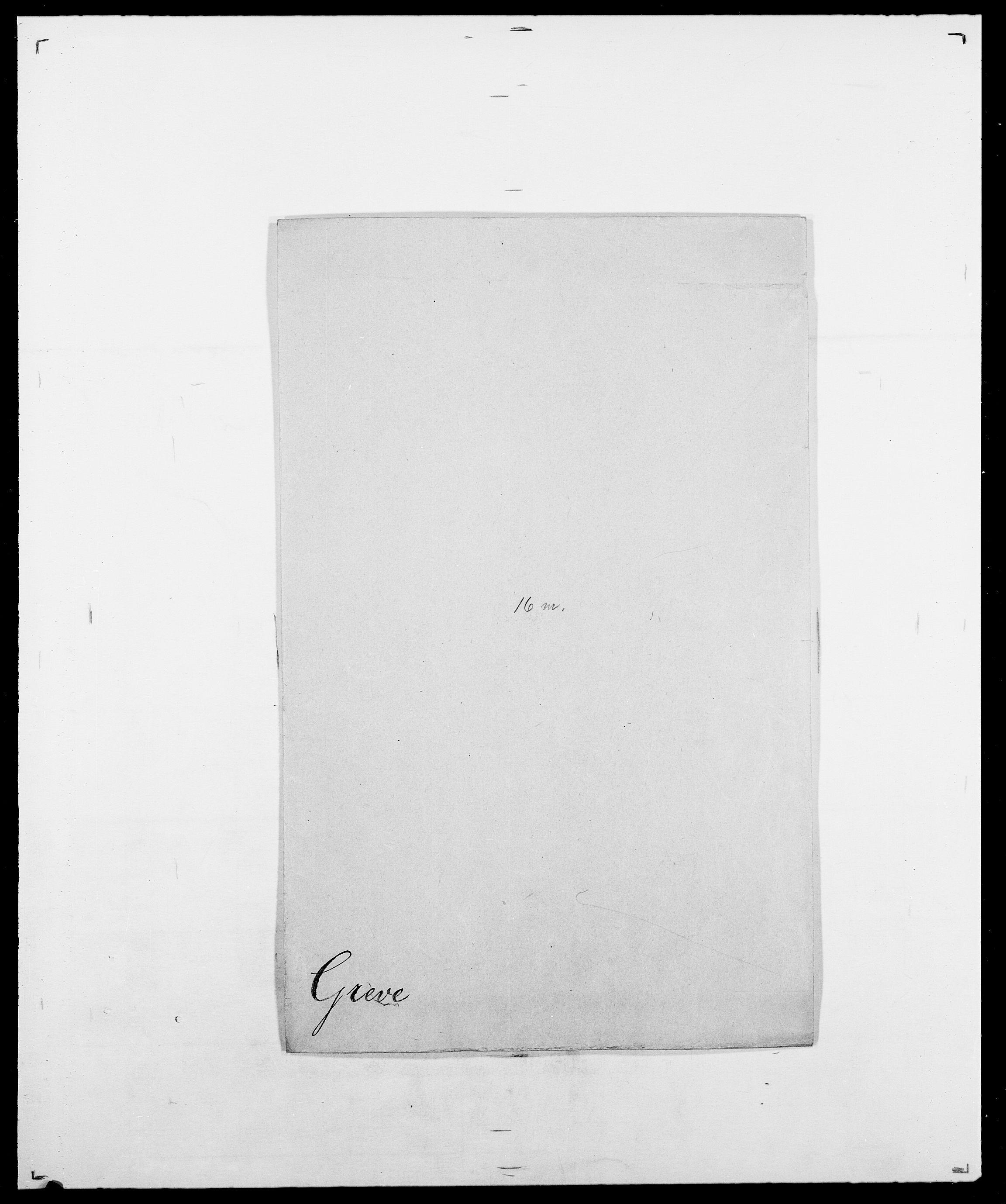 SAO, Delgobe, Charles Antoine - samling, D/Da/L0014: Giebdhausen - Grip, s. 610