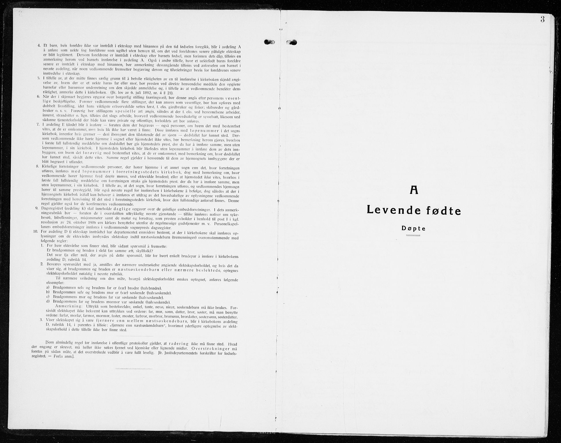 SAH, Vardal prestekontor, H/Ha/Haa/L0018: Ministerialbok nr. 18, 1930-1945, s. 3