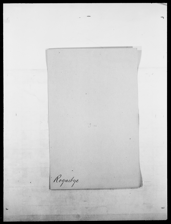 SAO, Delgobe, Charles Antoine - samling, D/Da/L0033: Roald - Røyem, s. 91