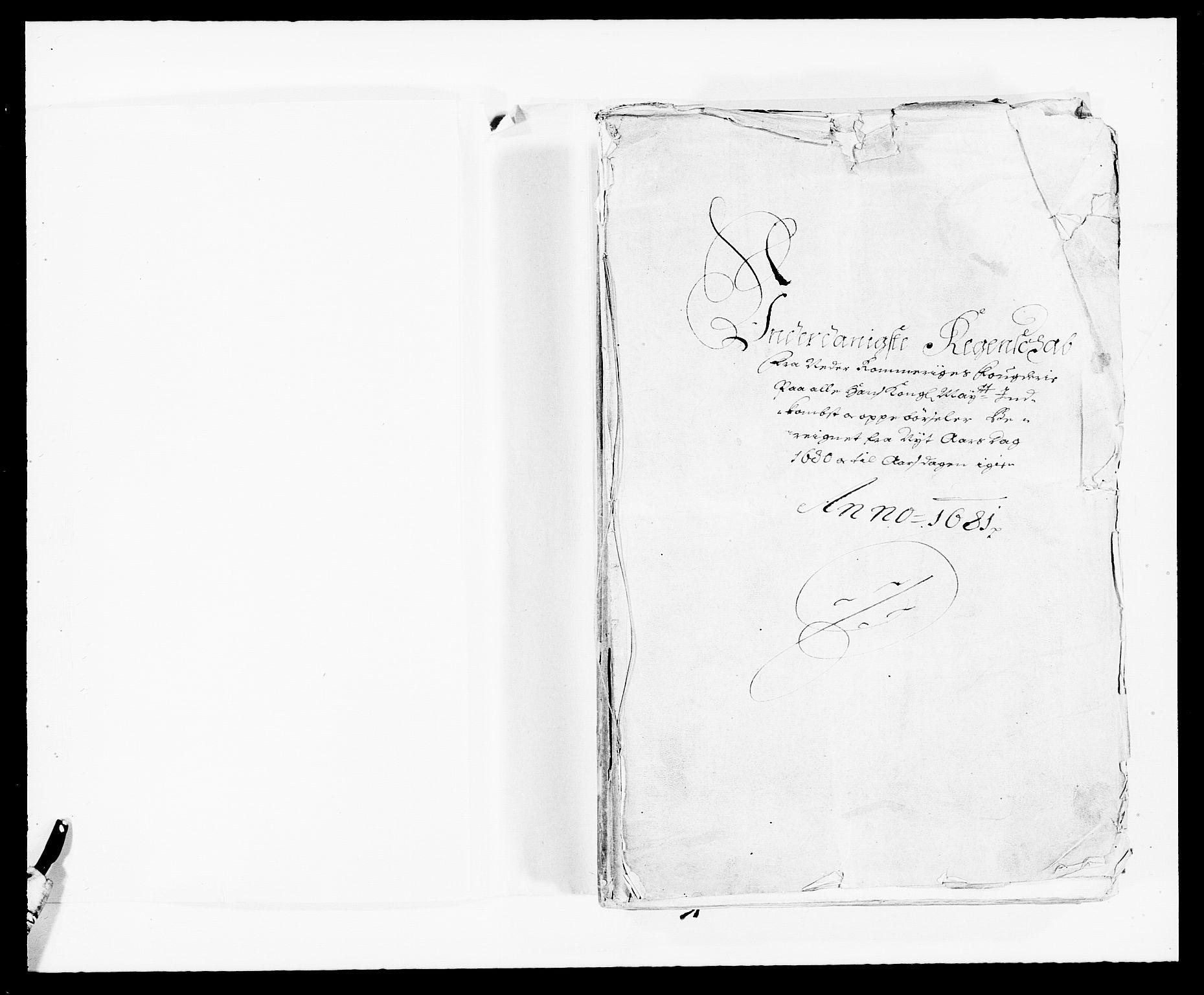 RA, Rentekammeret inntil 1814, Reviderte regnskaper, Fogderegnskap, R11/L0569: Fogderegnskap Nedre Romerike, 1680-1681, s. 2
