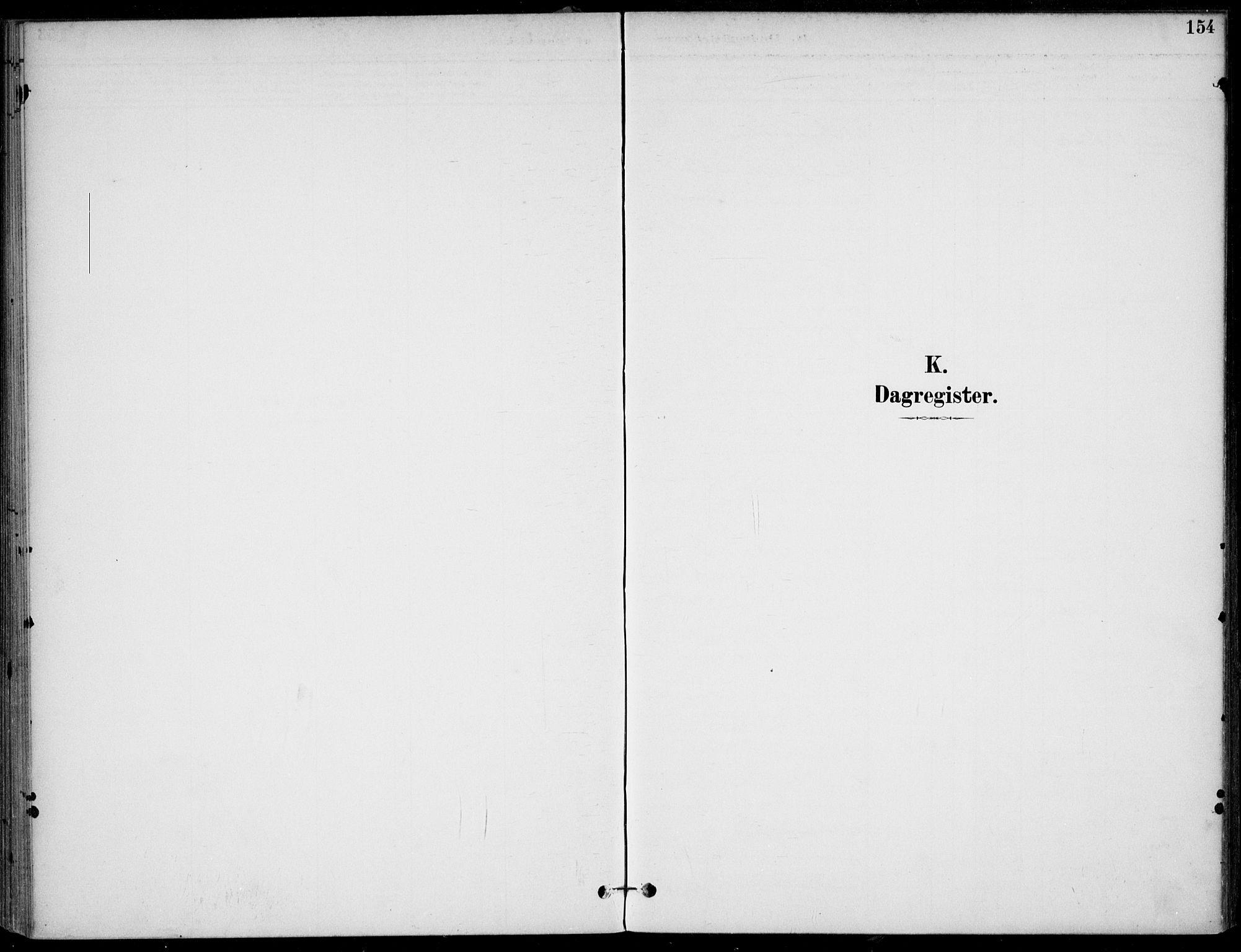 SAKO, Lunde kirkebøker, F/Fa/L0003: Ministerialbok nr. I 3, 1893-1902, s. 154