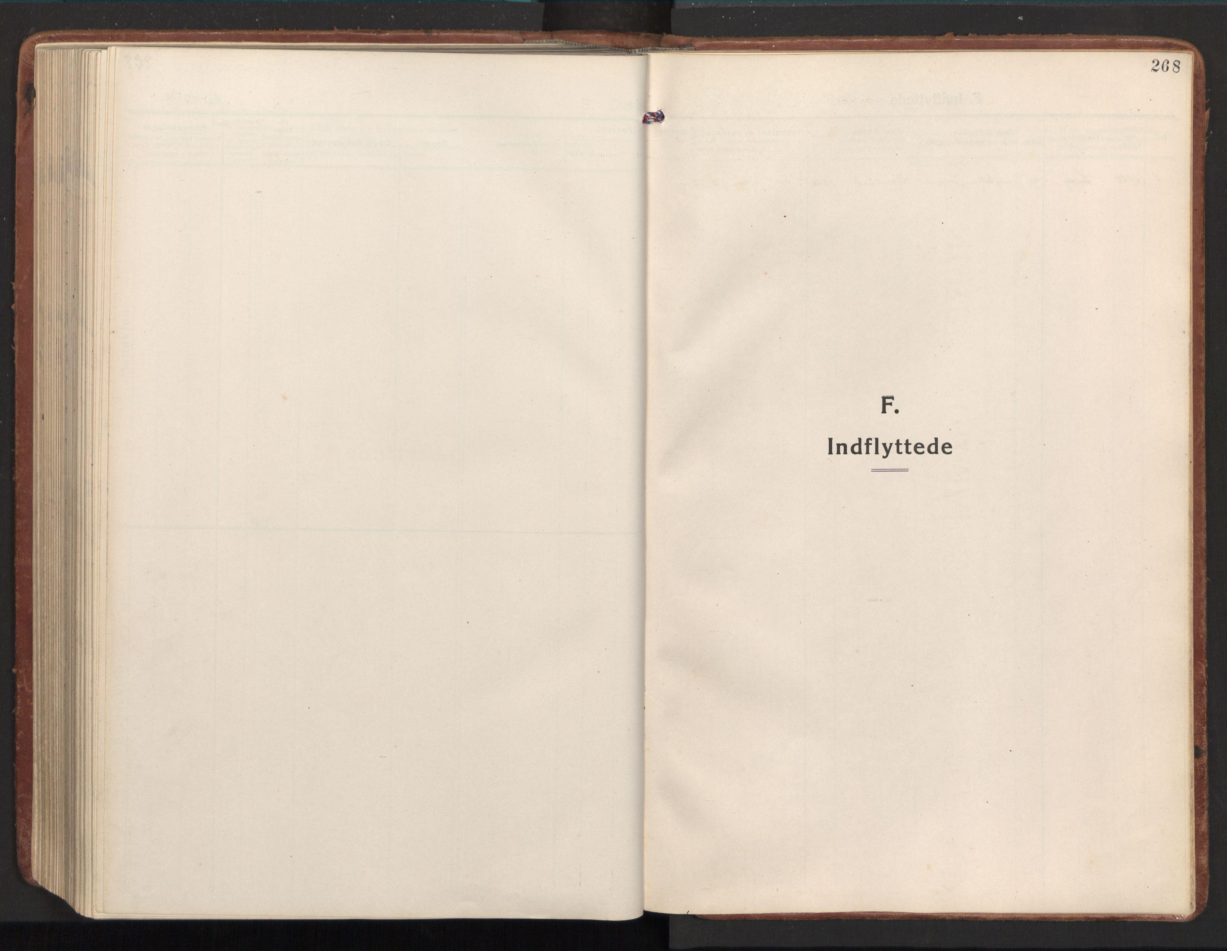 SAT, Ministerialprotokoller, klokkerbøker og fødselsregistre - Nord-Trøndelag, 784/L0678: Ministerialbok nr. 784A13, 1921-1938, s. 268