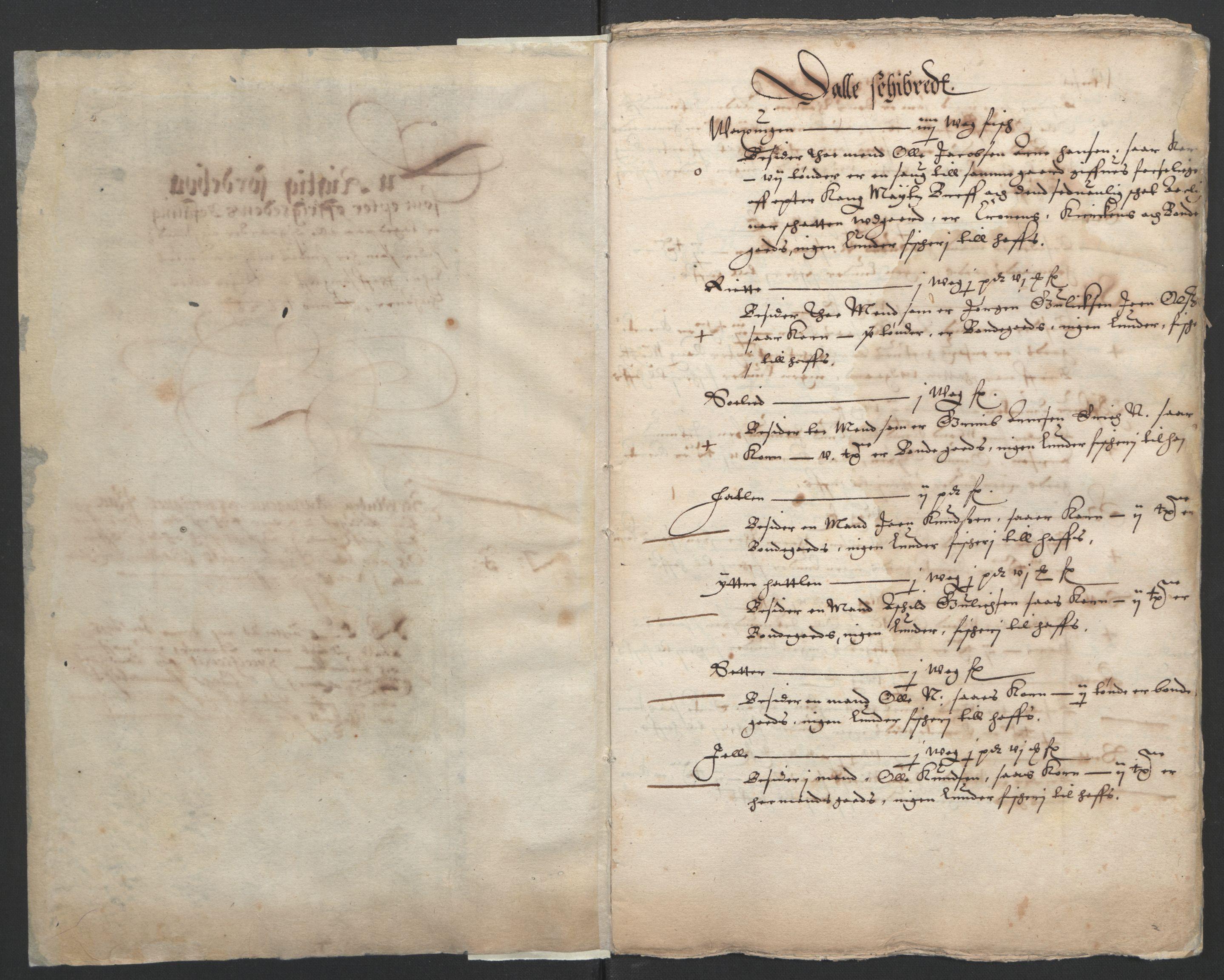 RA, Stattholderembetet 1572-1771, Ek/L0005: Jordebøker til utlikning av garnisonsskatt 1624-1626:, 1626, s. 143