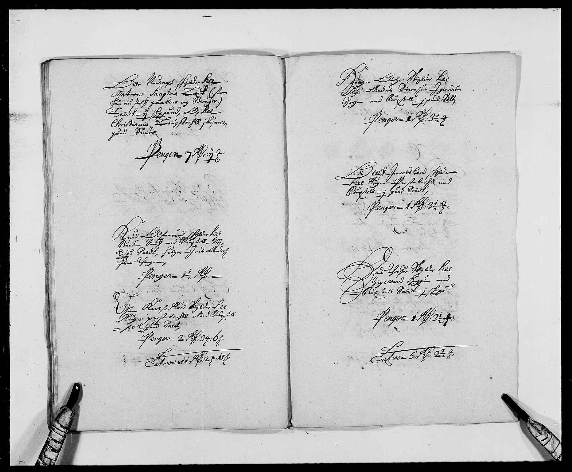 RA, Rentekammeret inntil 1814, Reviderte regnskaper, Fogderegnskap, R29/L1691: Fogderegnskap Hurum og Røyken, 1678-1681, s. 377