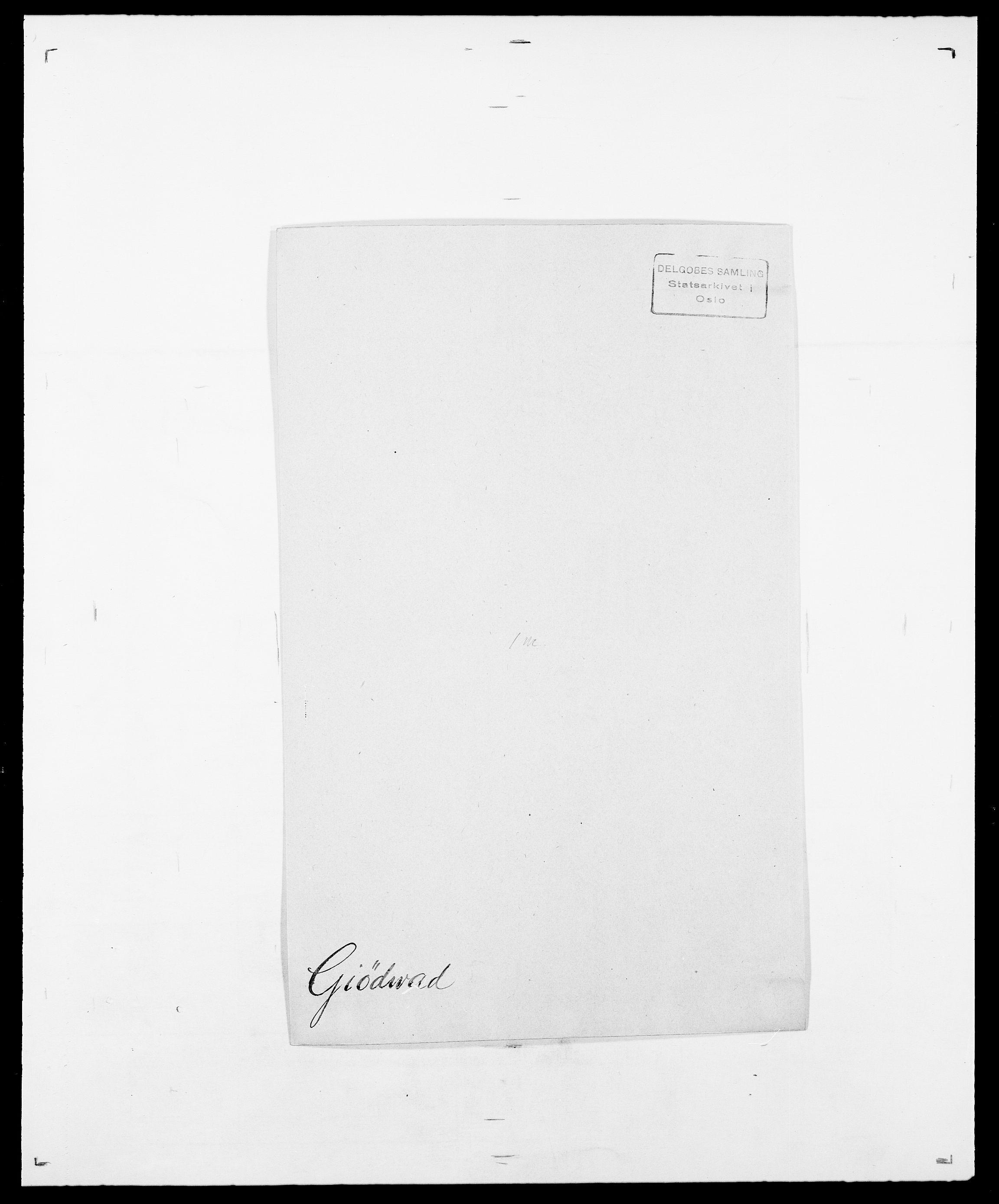 SAO, Delgobe, Charles Antoine - samling, D/Da/L0014: Giebdhausen - Grip, s. 63
