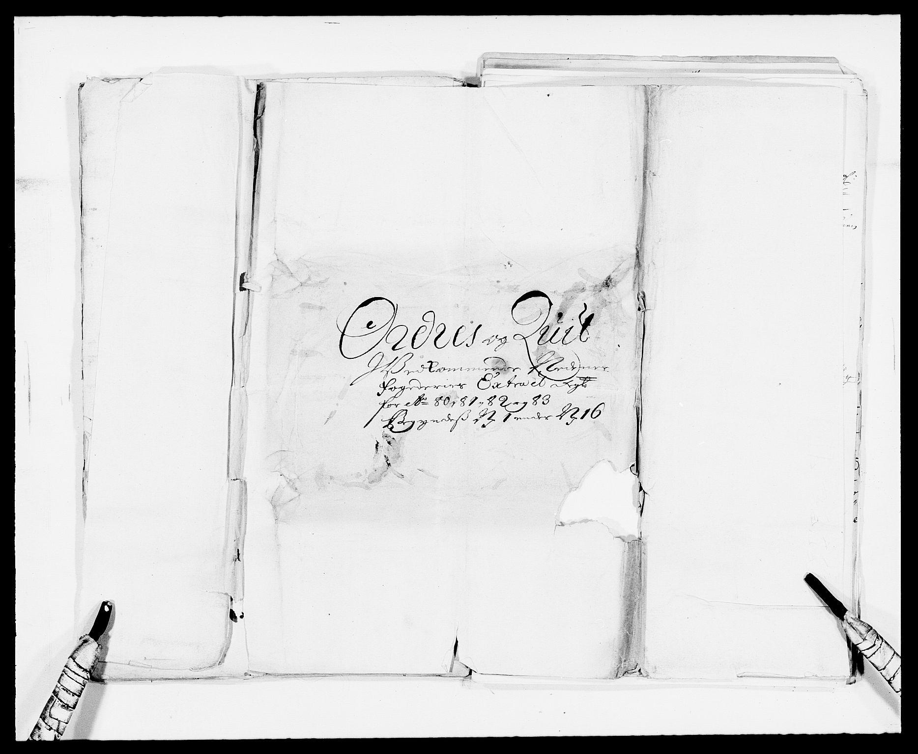 RA, Rentekammeret inntil 1814, Reviderte regnskaper, Fogderegnskap, R39/L2306: Fogderegnskap Nedenes, 1680-1683, s. 16